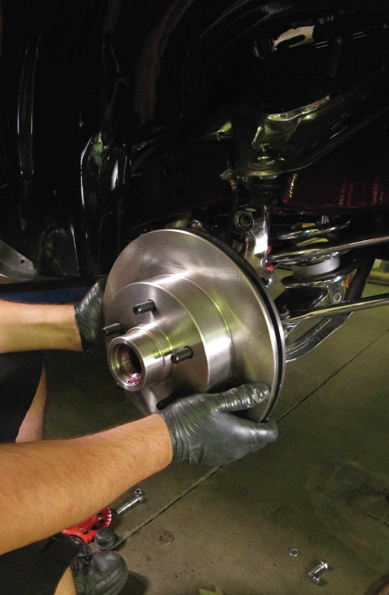 Jamco's '66-'69 Buick Riviera Disc Brake Kit - Slow Your Low
