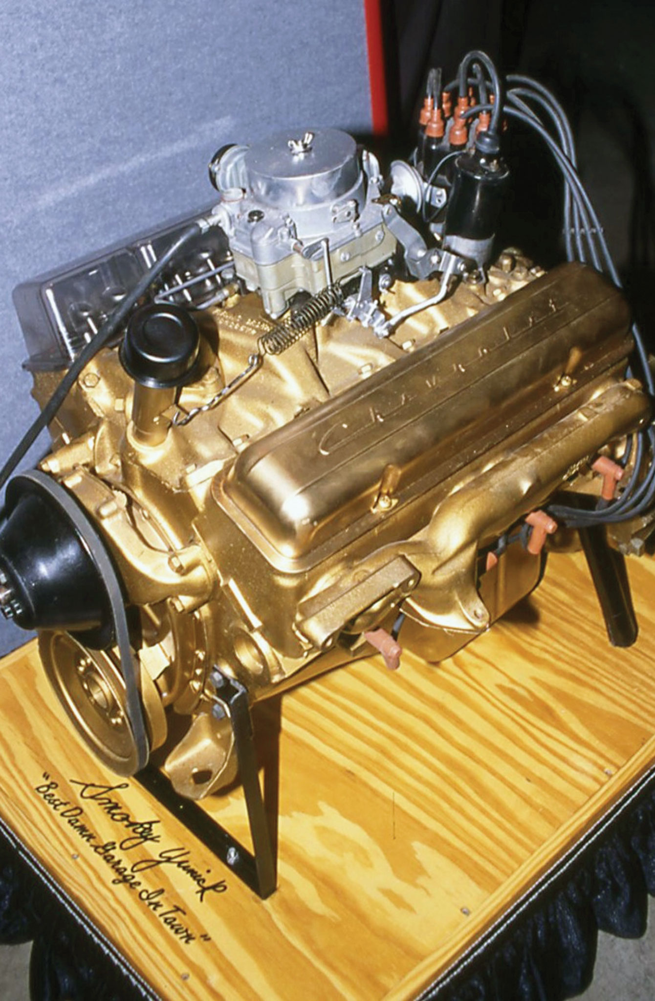 Top Chevy Engines Of All Times V