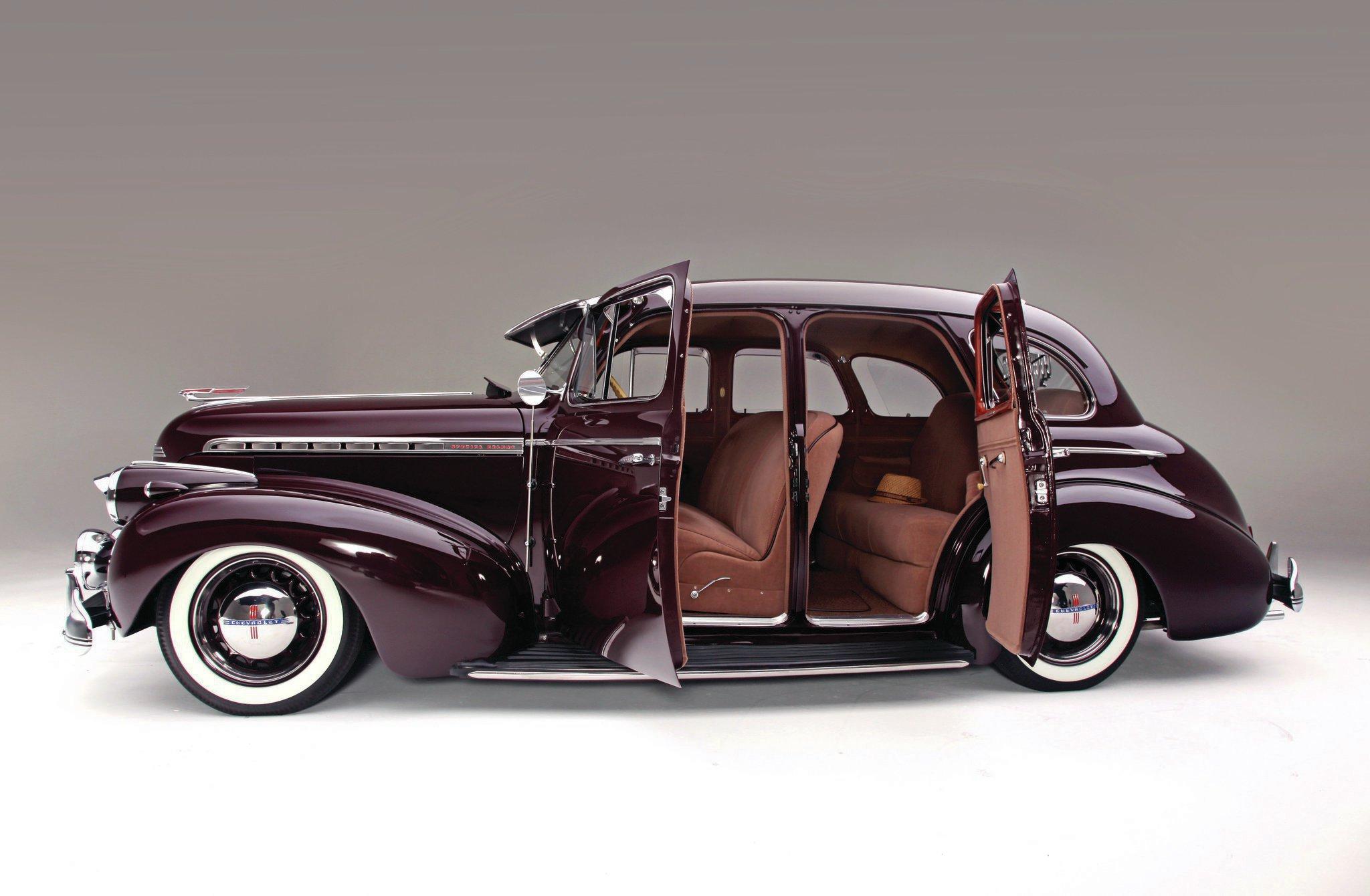 1940 Chevrolet Special Deluxe El Bandolero