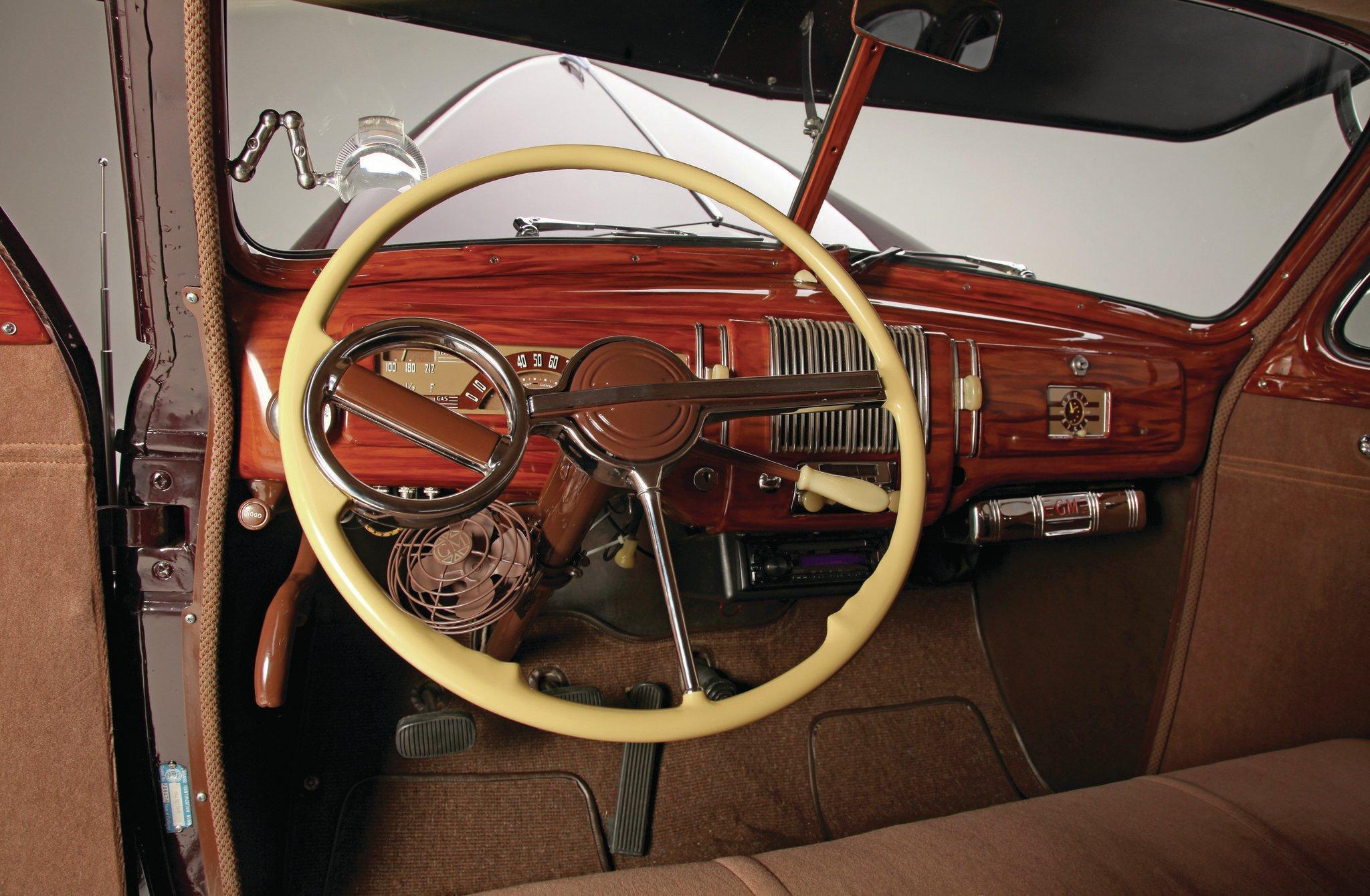 1940 Chevrolet Special Deluxe - El Bandolero