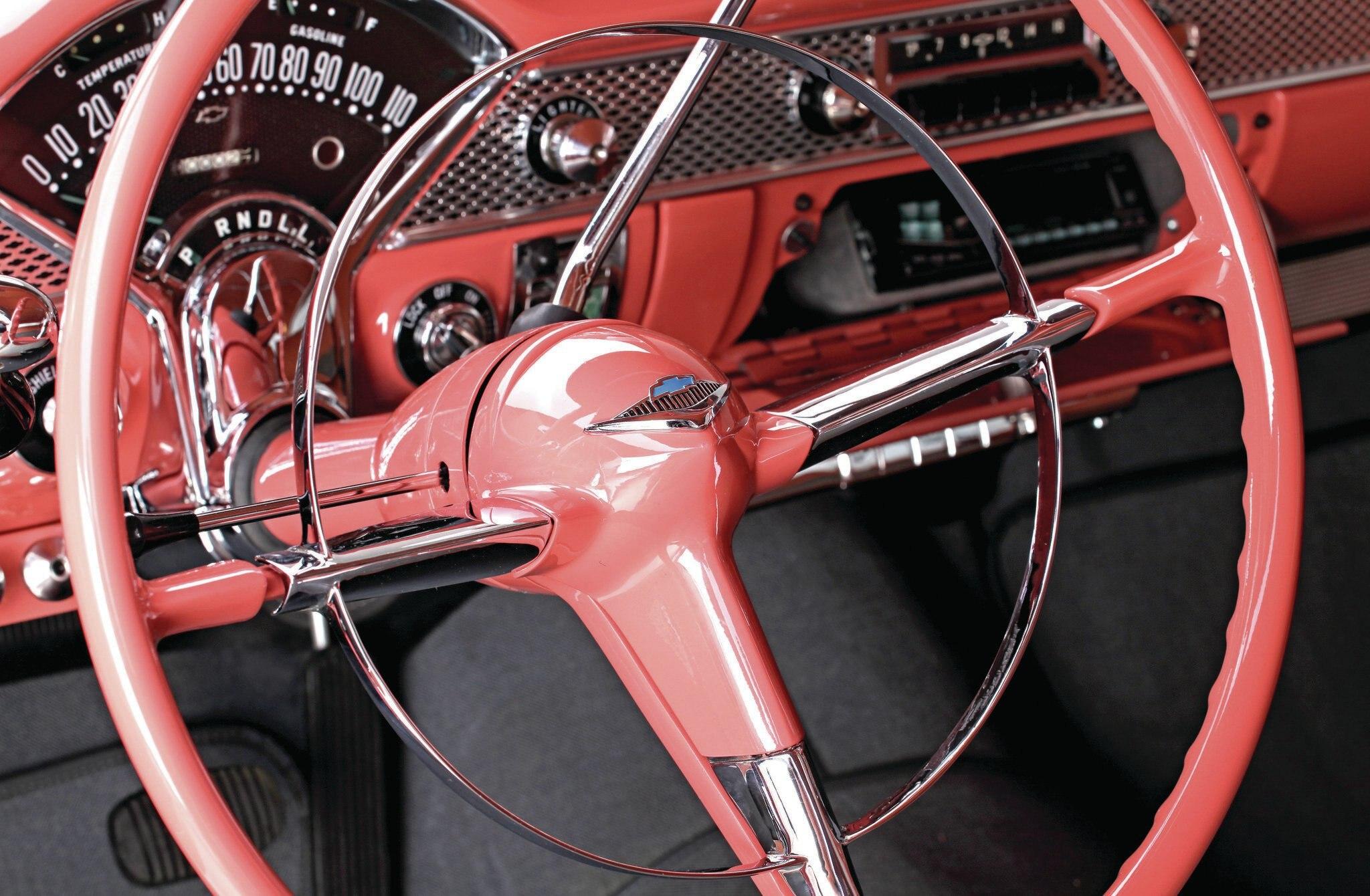 1955 Chevrolet Bel Air The King Of Bel Air