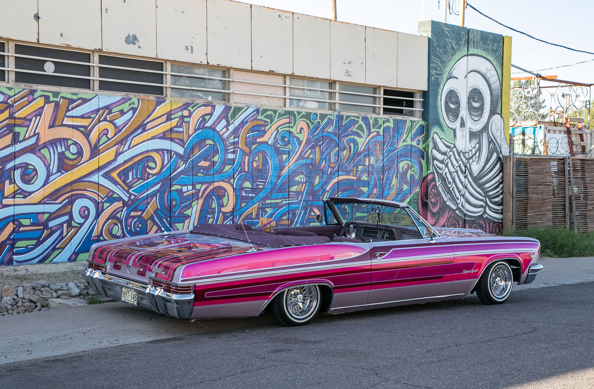 1966 Chevrolet Impala Convertible S.S. - Love Spell