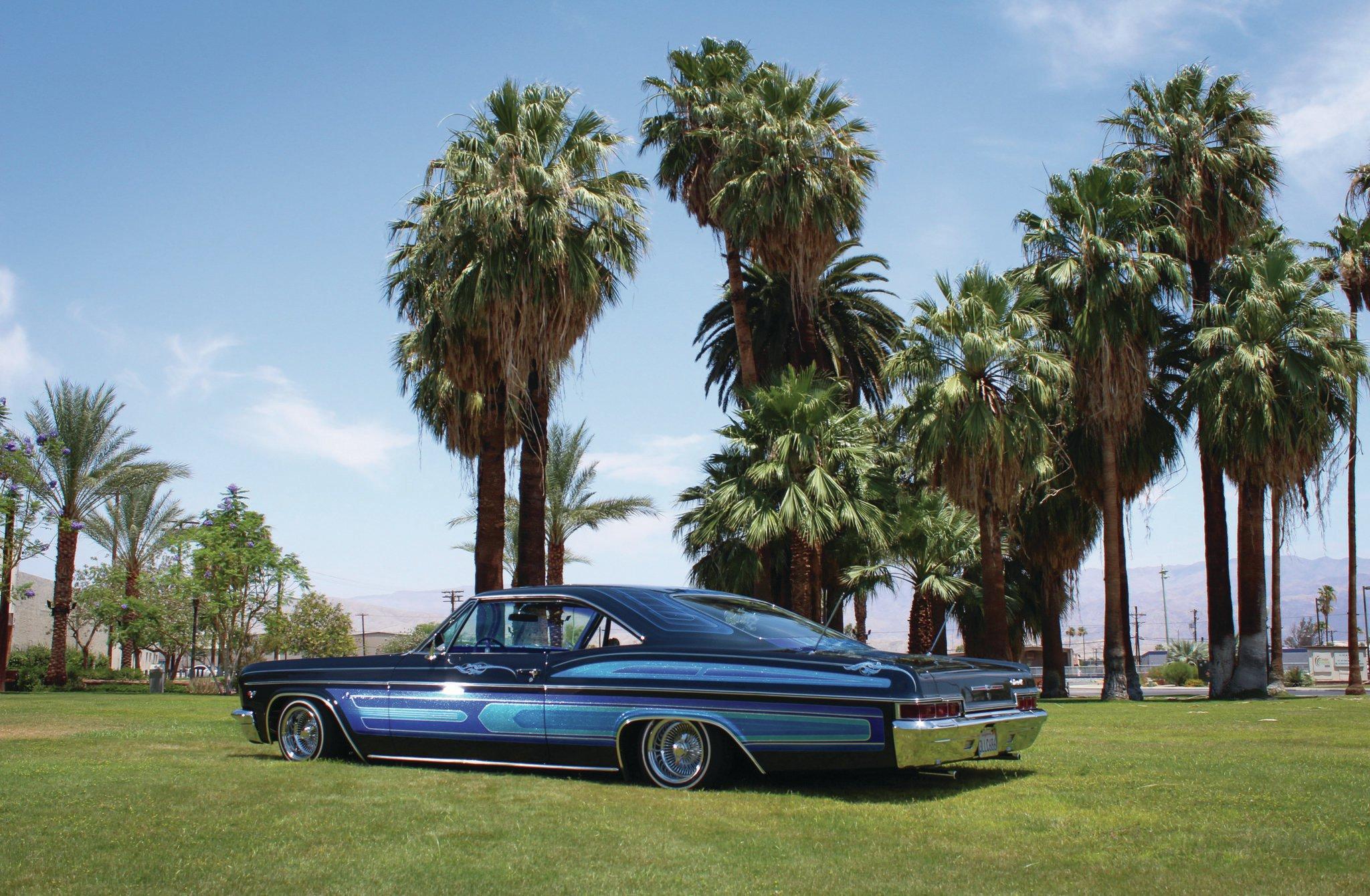 1966 Chevrolet Impala Classic Six Chevy 2 Door 16