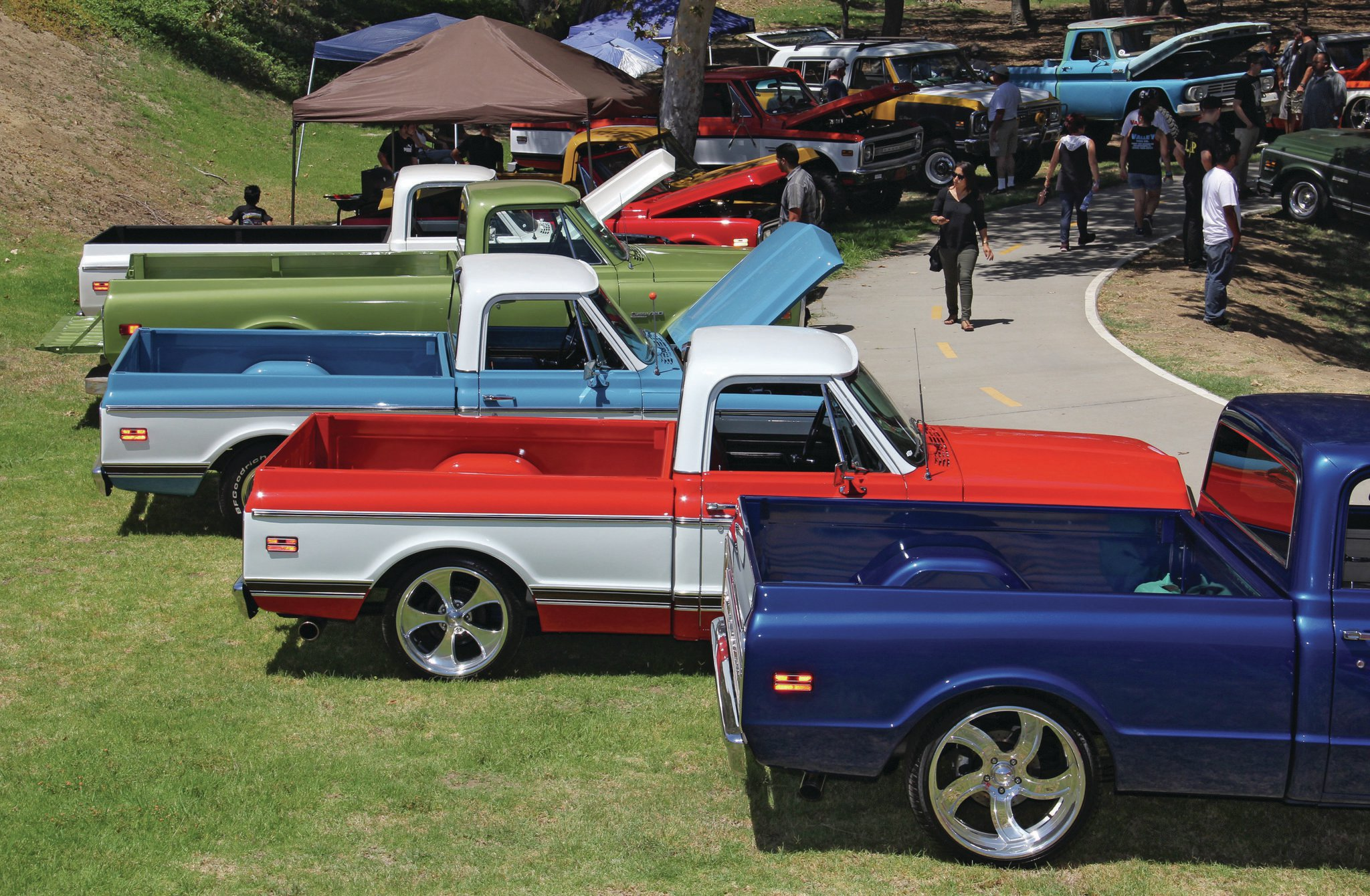 16th Annual Brothers Truck Show