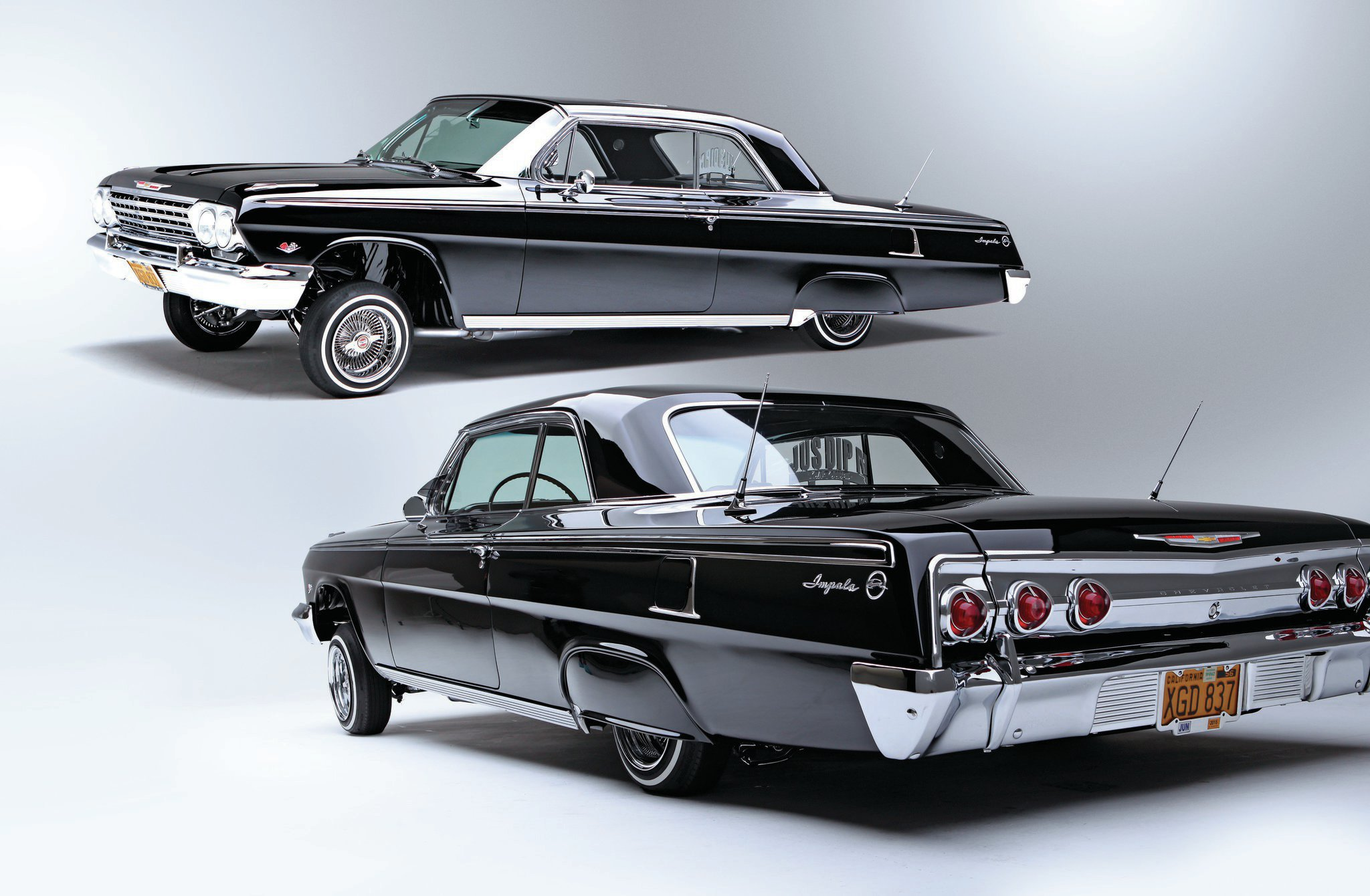 1962 Chevrolet Impala - Black Diamond