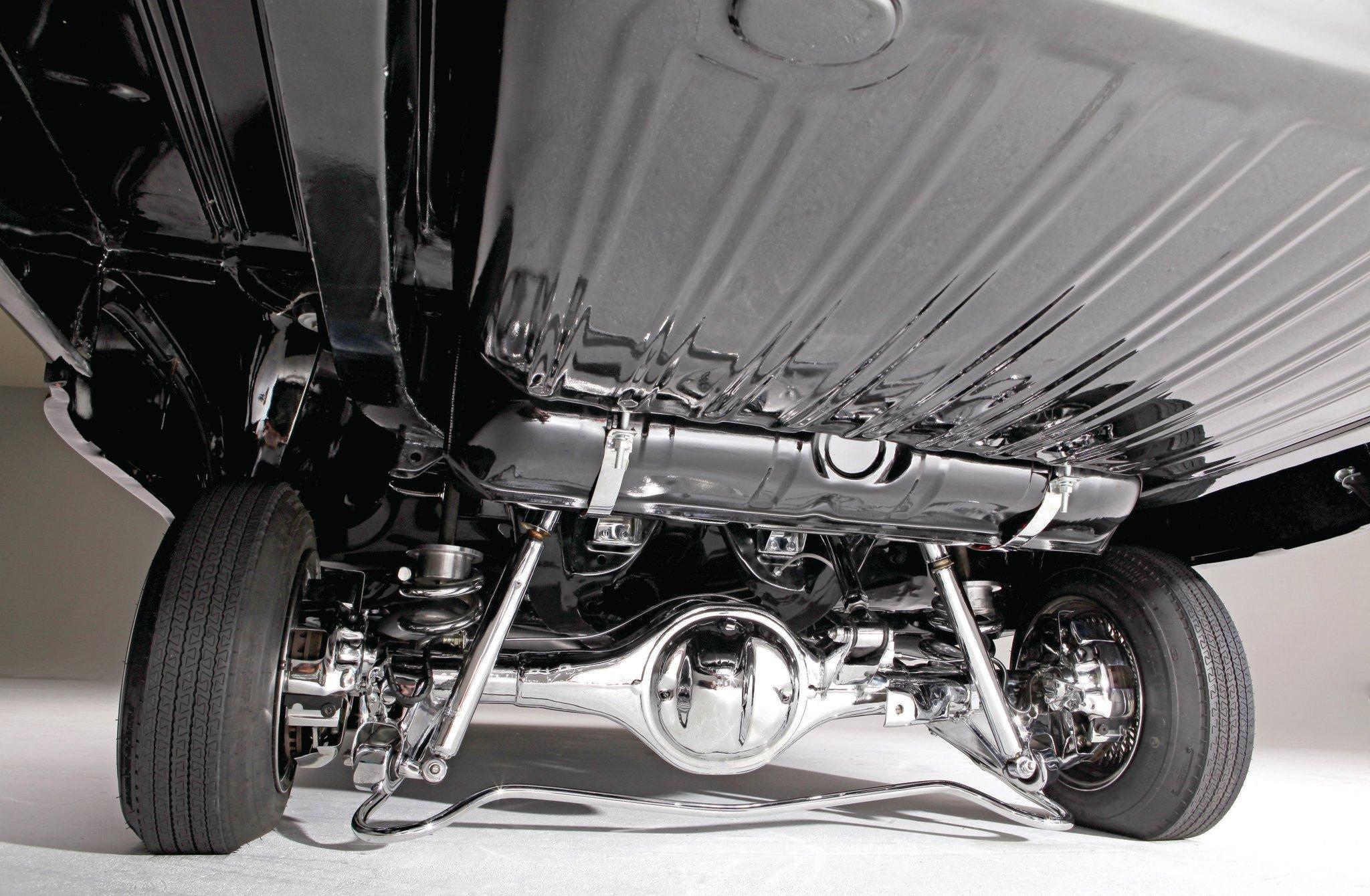 1962 Chevrolet Impala Black Diamond