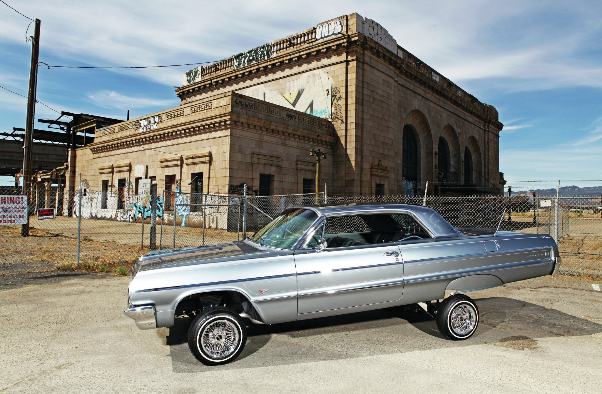 1964 Chevrolet Impala Platinum Plus