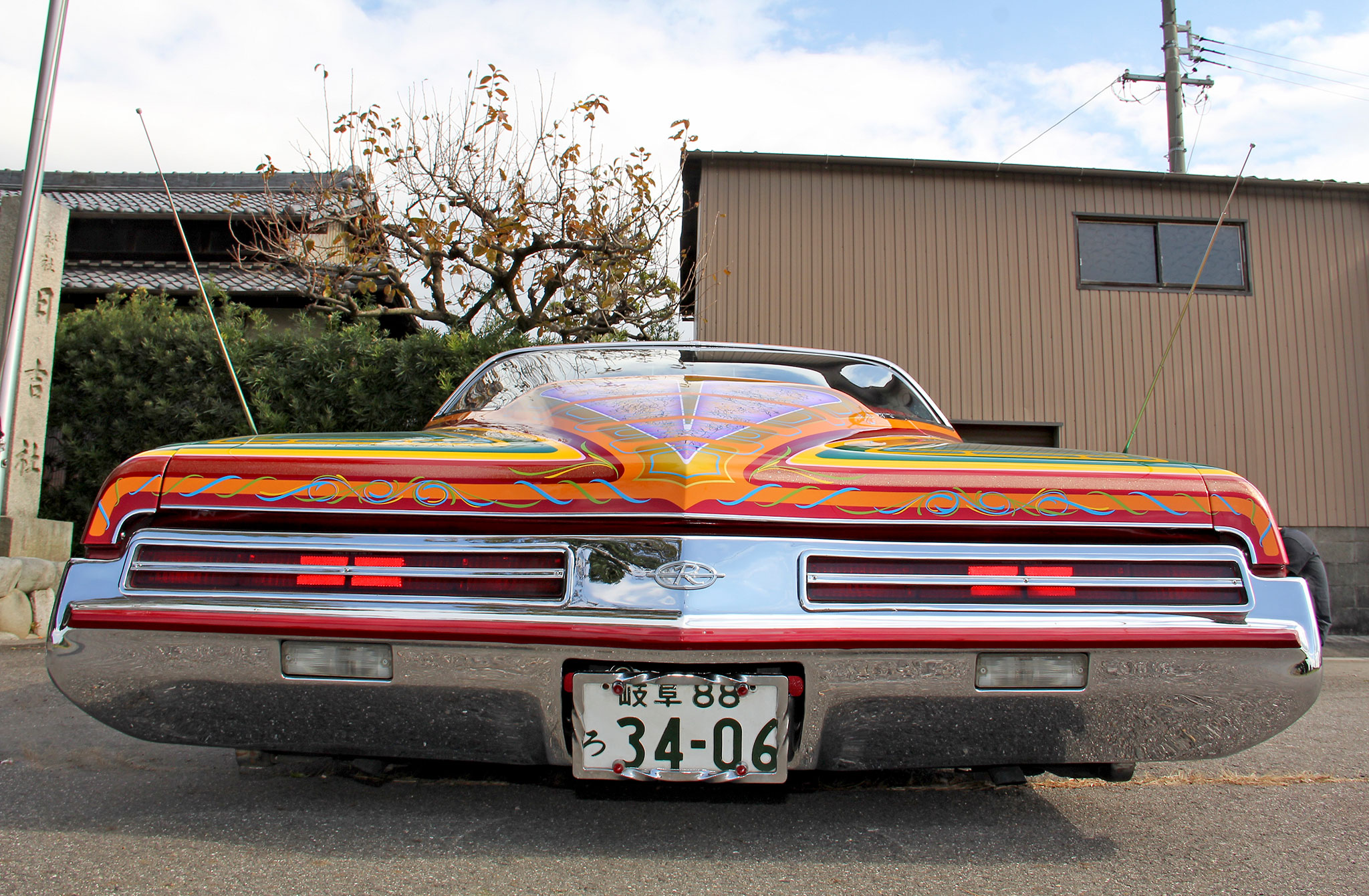 1973 Buick Riviera - A Parliament Of Colors
