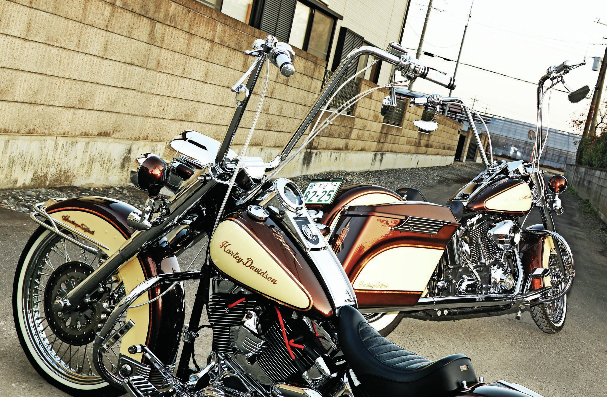Harley Davidson Custom Lowrider For Sale