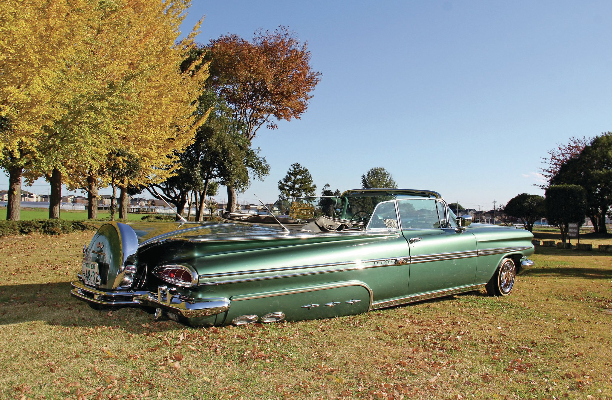 1959 Chevrolet Impala - The Color Of Money