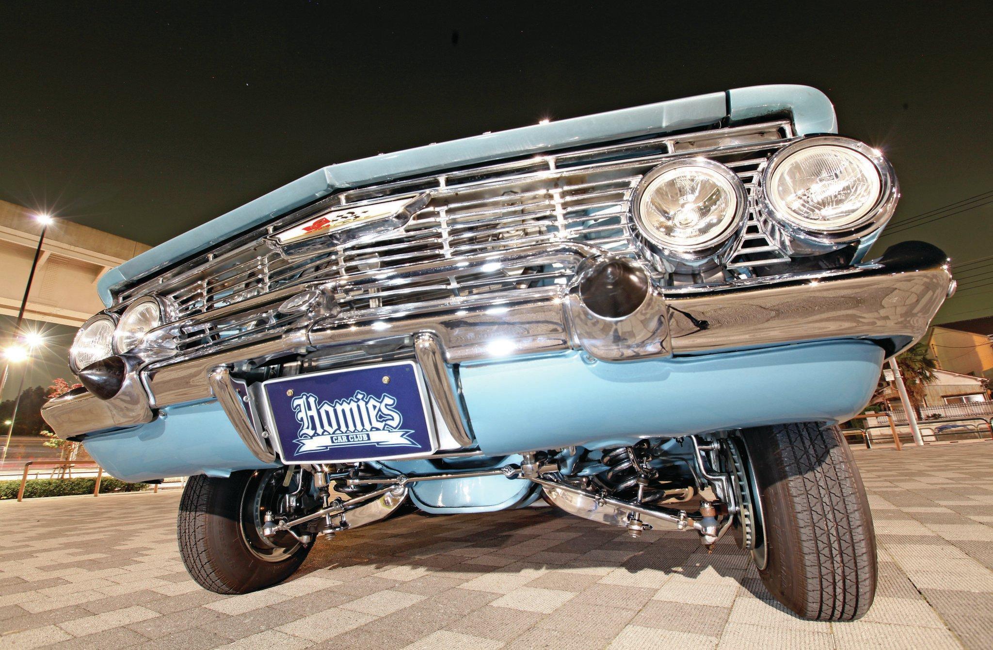 1961 Chevrolet Impala - Smoky '61