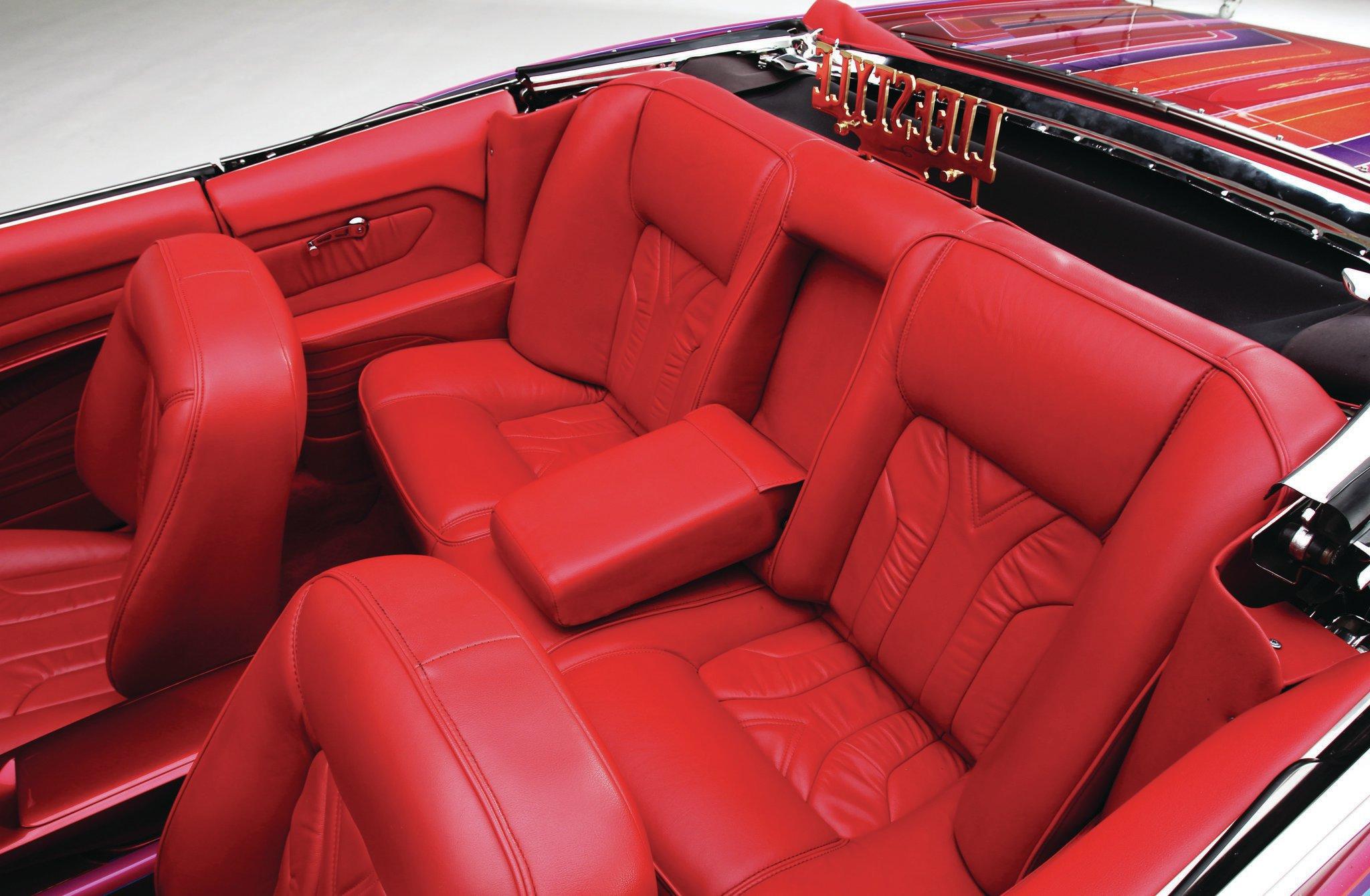1965 Chevrolet Impala Convertible Love Street
