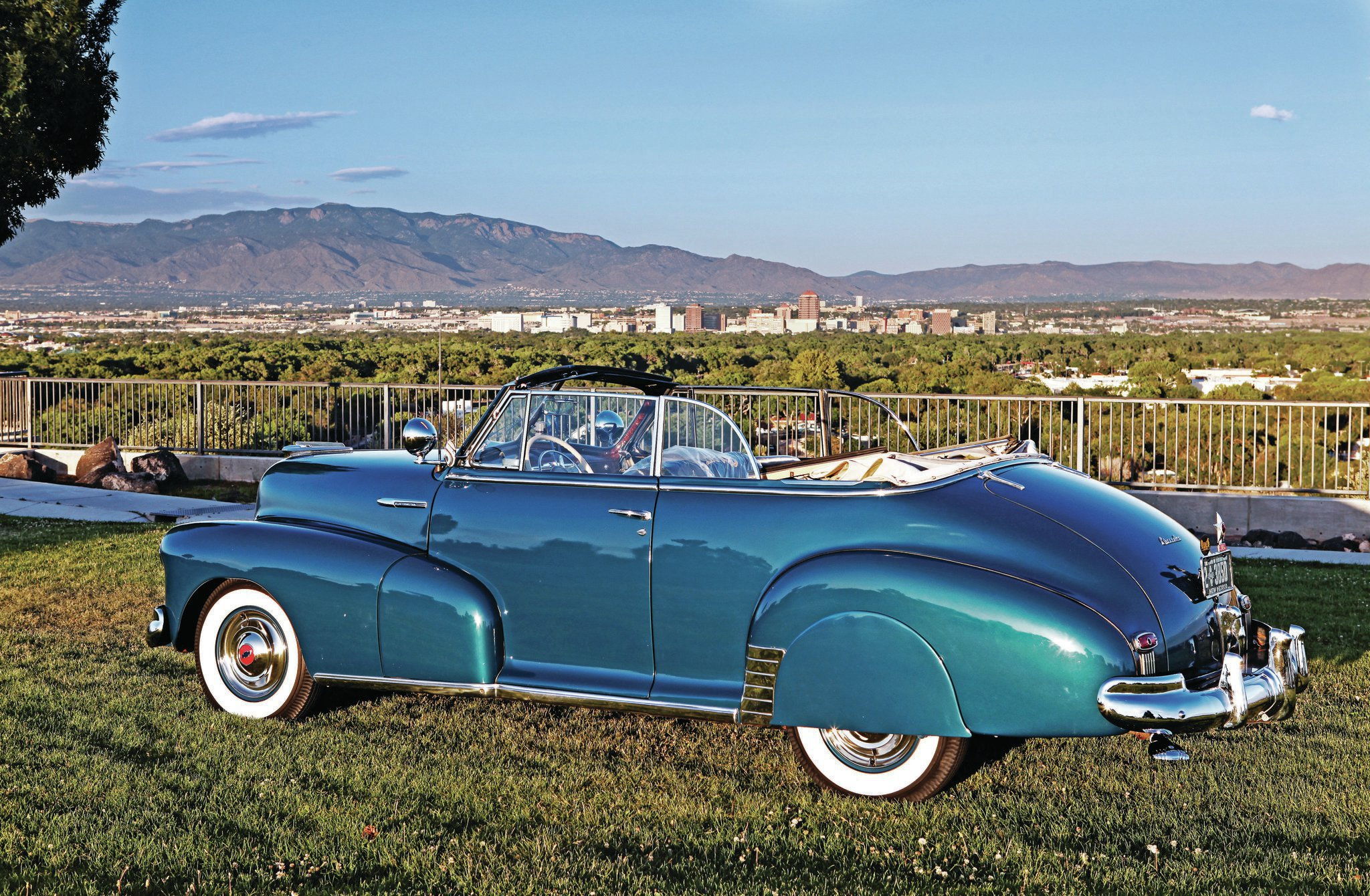 1948 Chevrolet Fleetmaster Convertible Bomb 1948