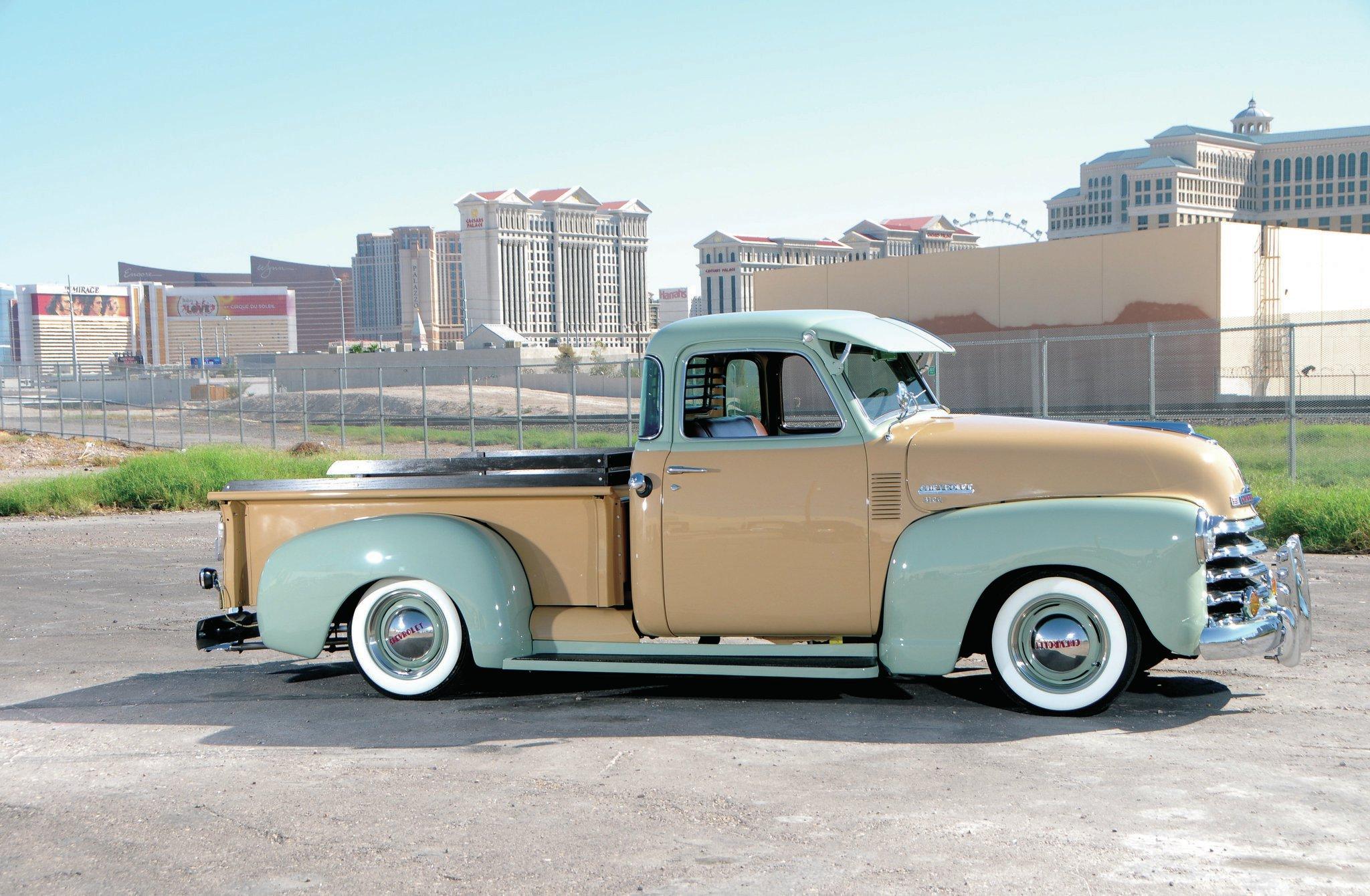 1950 Chevrolet 3100 - 3100 Times