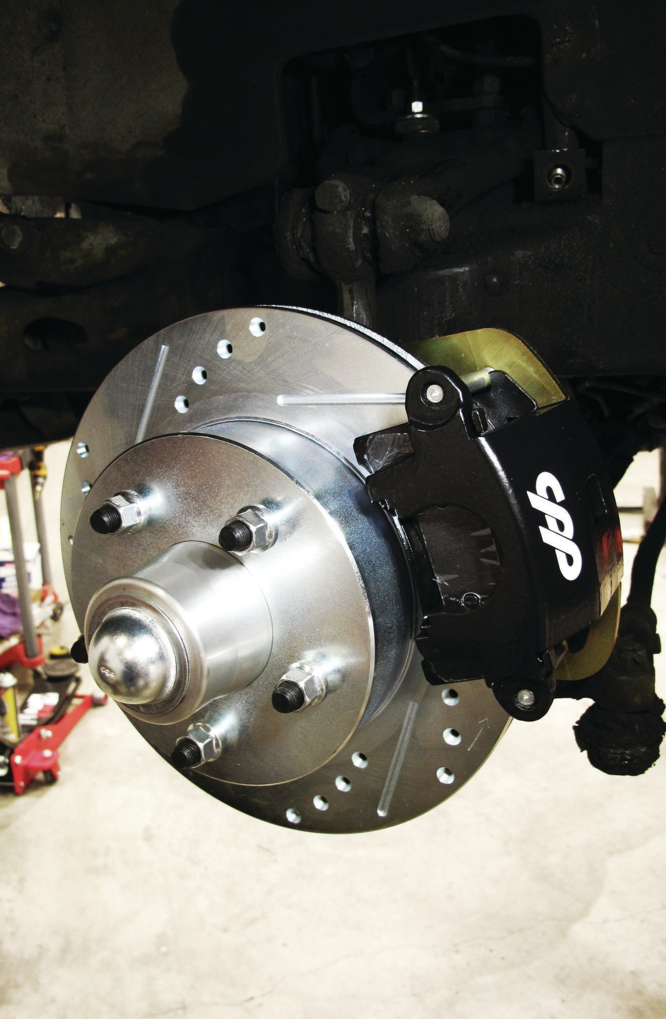 1955 Cadillac Coupe Deville Disc Brake Conversion Front 20 About This Editor