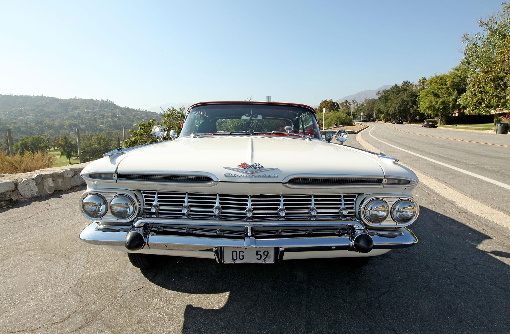 1959 Chevrolet Impala Convertible - Semi Retired