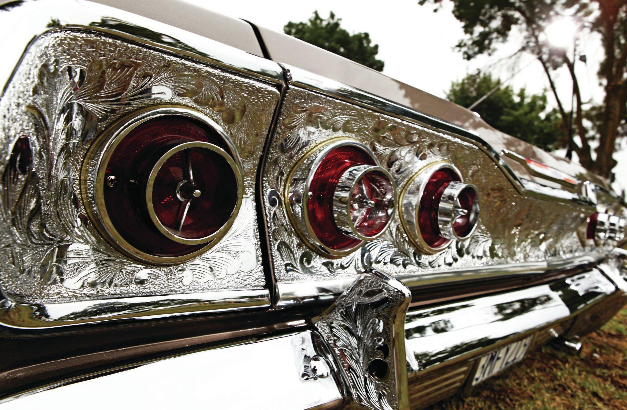 1962 Amp 1963 Chevrolet Impalas Brothers Garcia