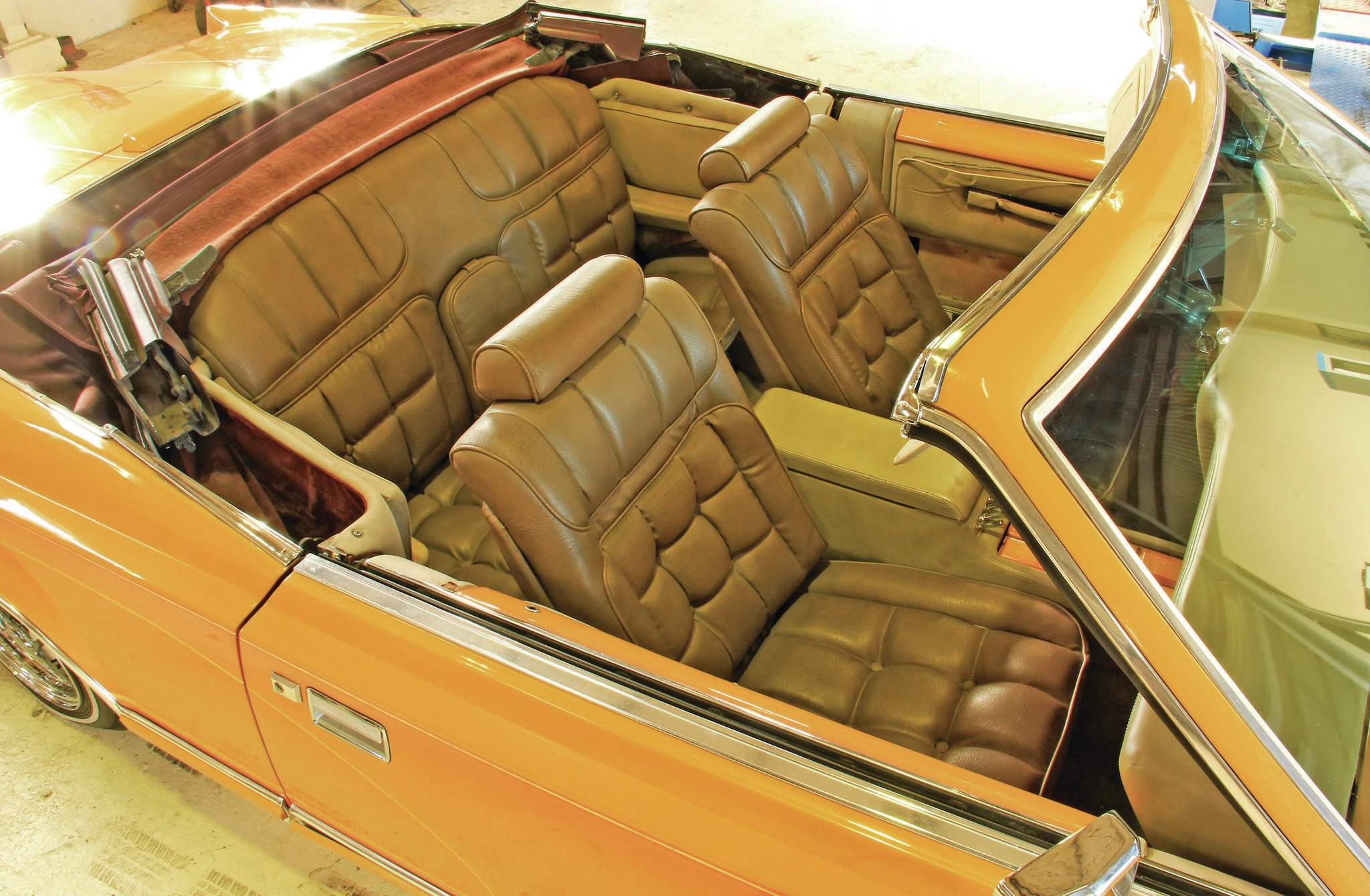 1979 Lincoln Continental Mark In History