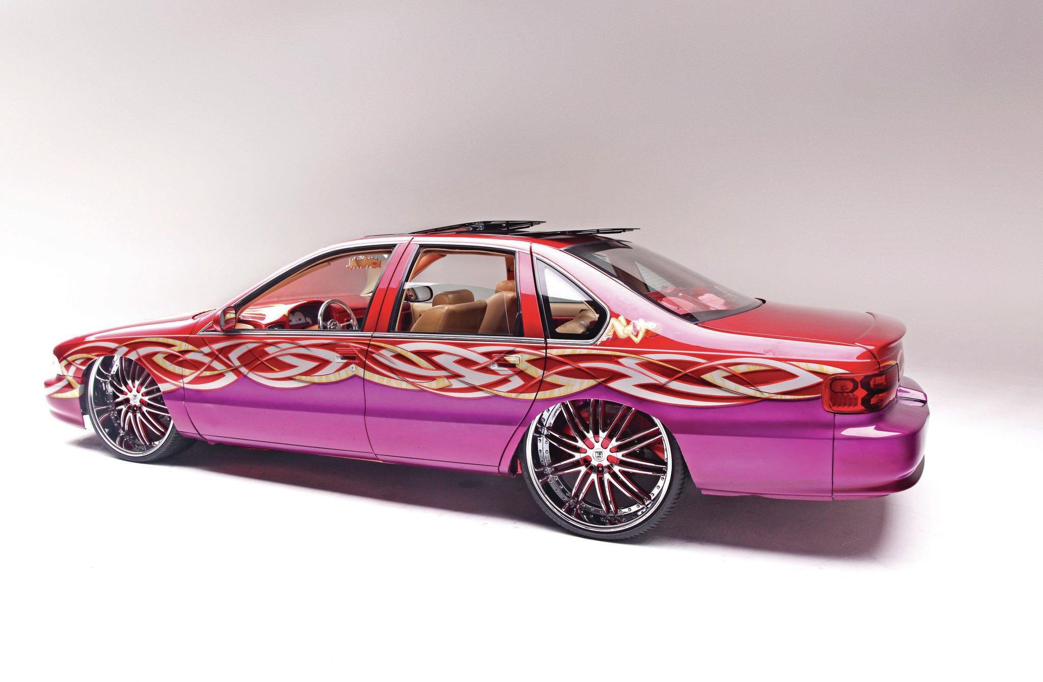 Chevrolet Impala Driver Side View