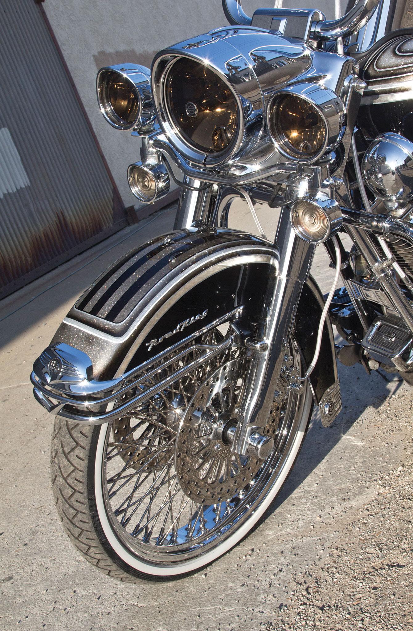 Hand Controls For Cars >> 2006 Harley Davidson Road King - History Repeating