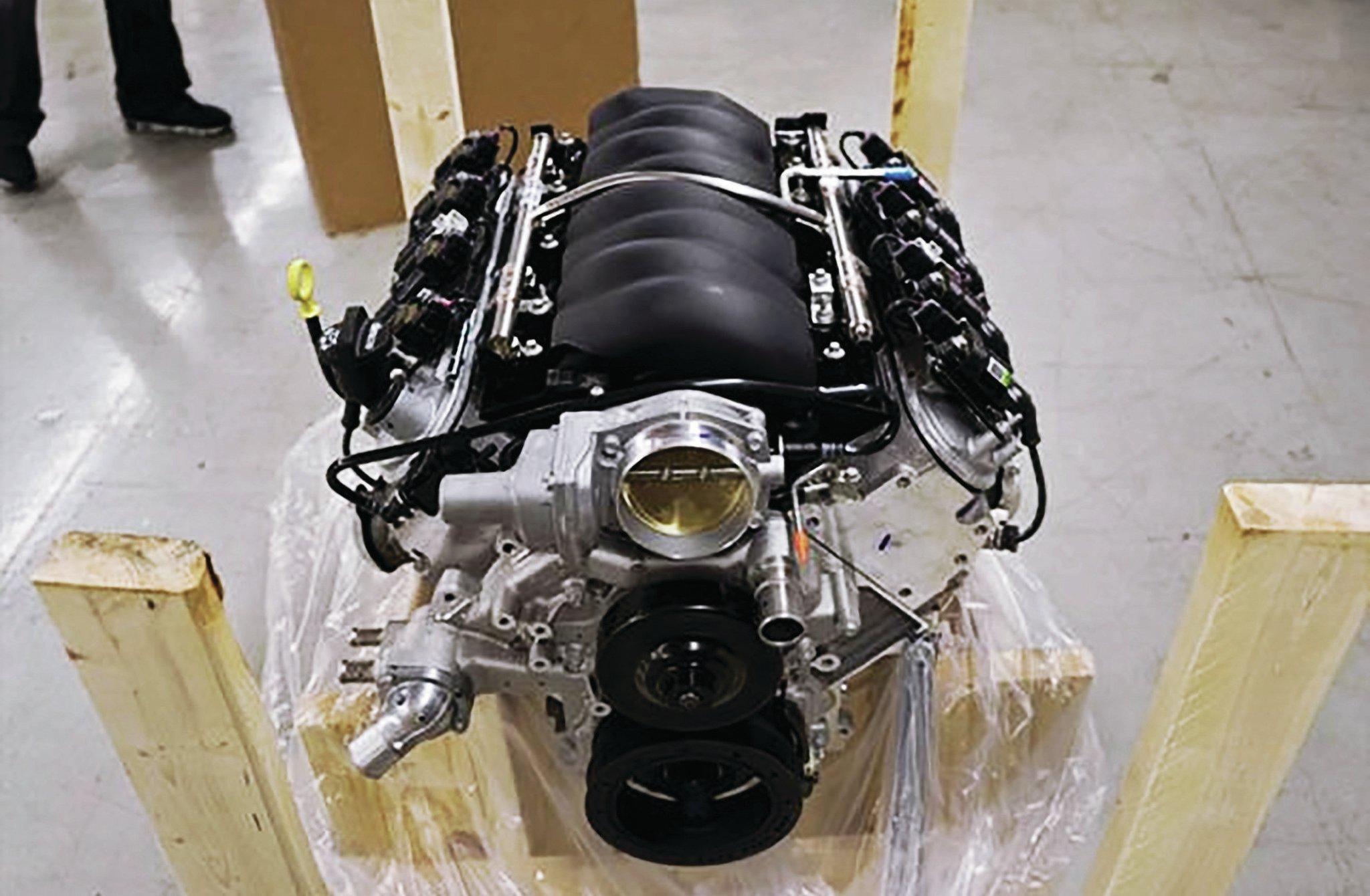 Chevy LS3 & 4L65E Install Part 1 - Put the Super in Super ...