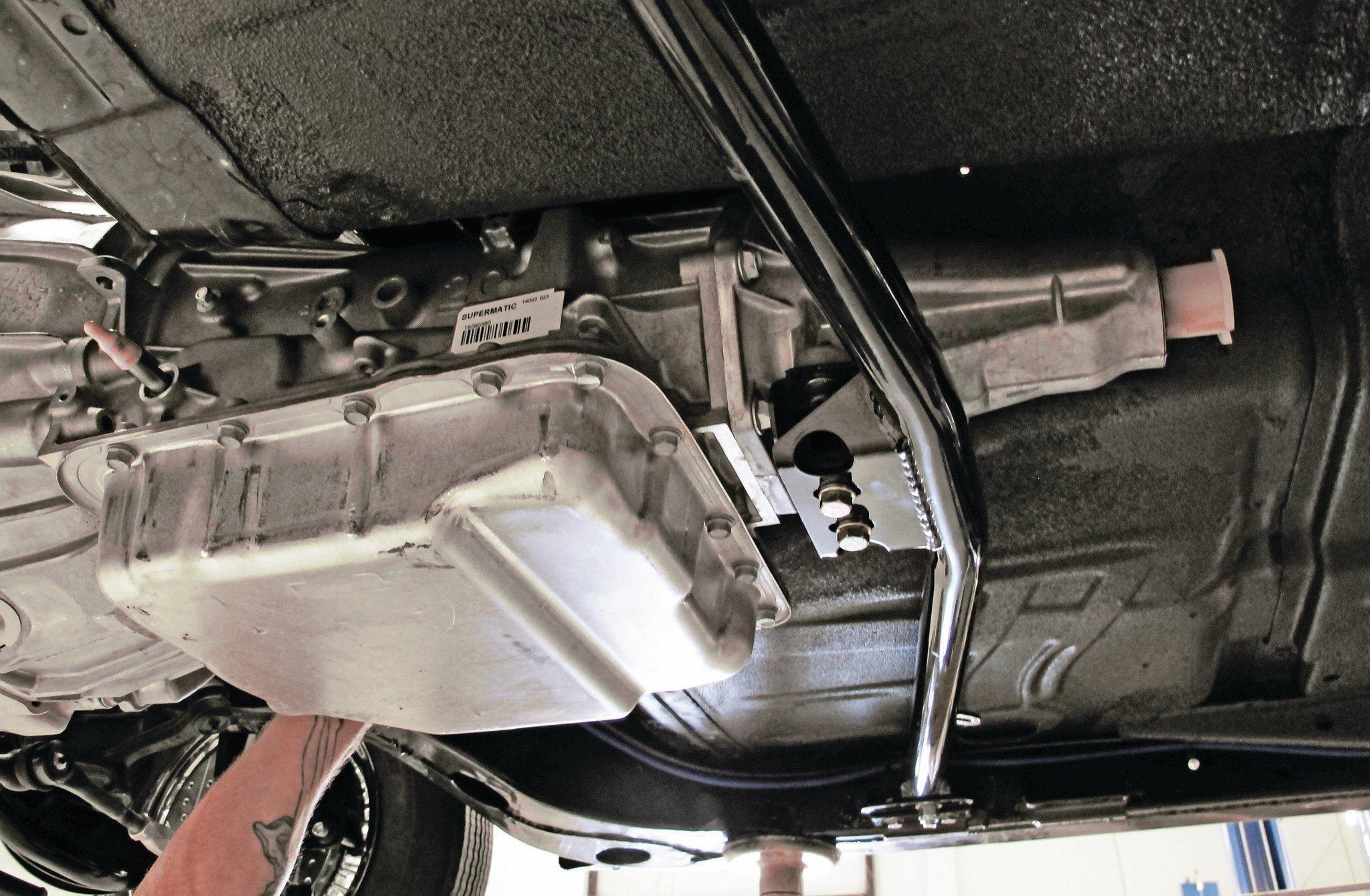 Gm 700r4 Transmission >> Chevy LS3 & 4L65E Install Part 1 - Put the Super in Super ...