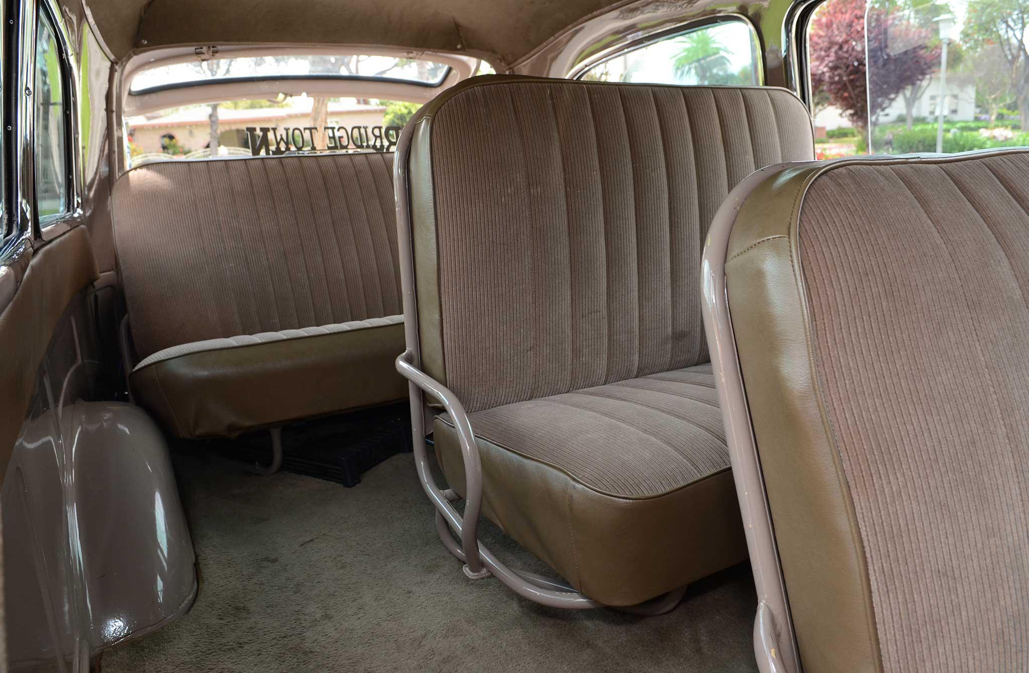 1948 chevrolet suburban stock interior lowrider