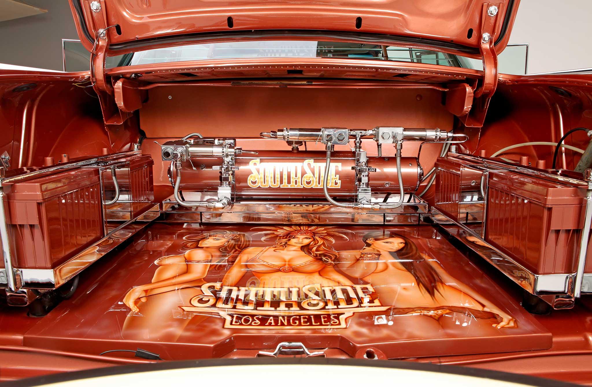 1957 Chevrolet Bel Air The Fresh King Of Bel Air