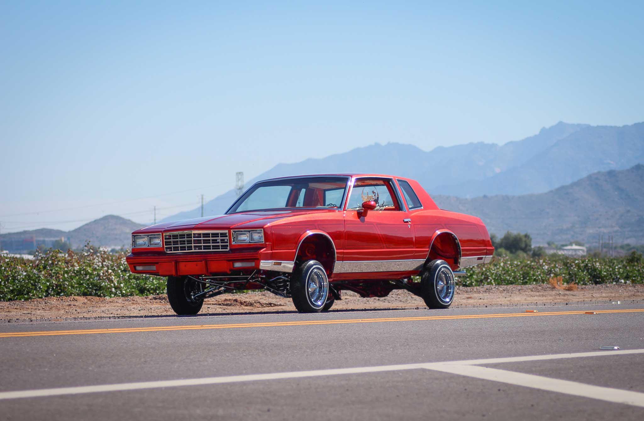 2015 Chevy Monte Carlo >> 1984 Chevrolet Monte Carlo - Monte-Licious
