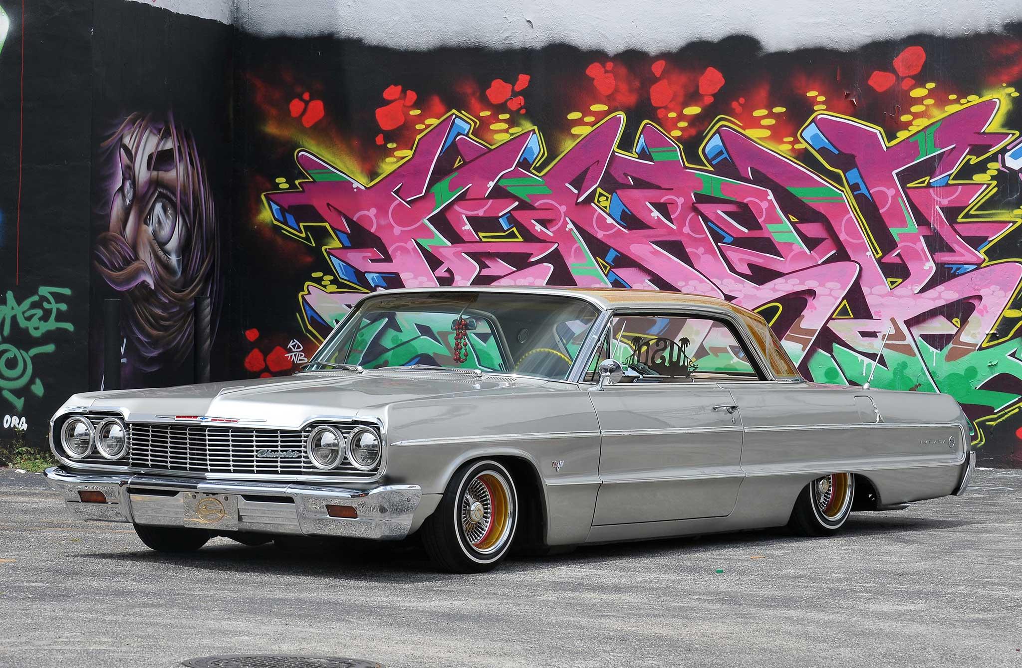 64 Impala On Dayton Wire Wheels - Wiring DATA •