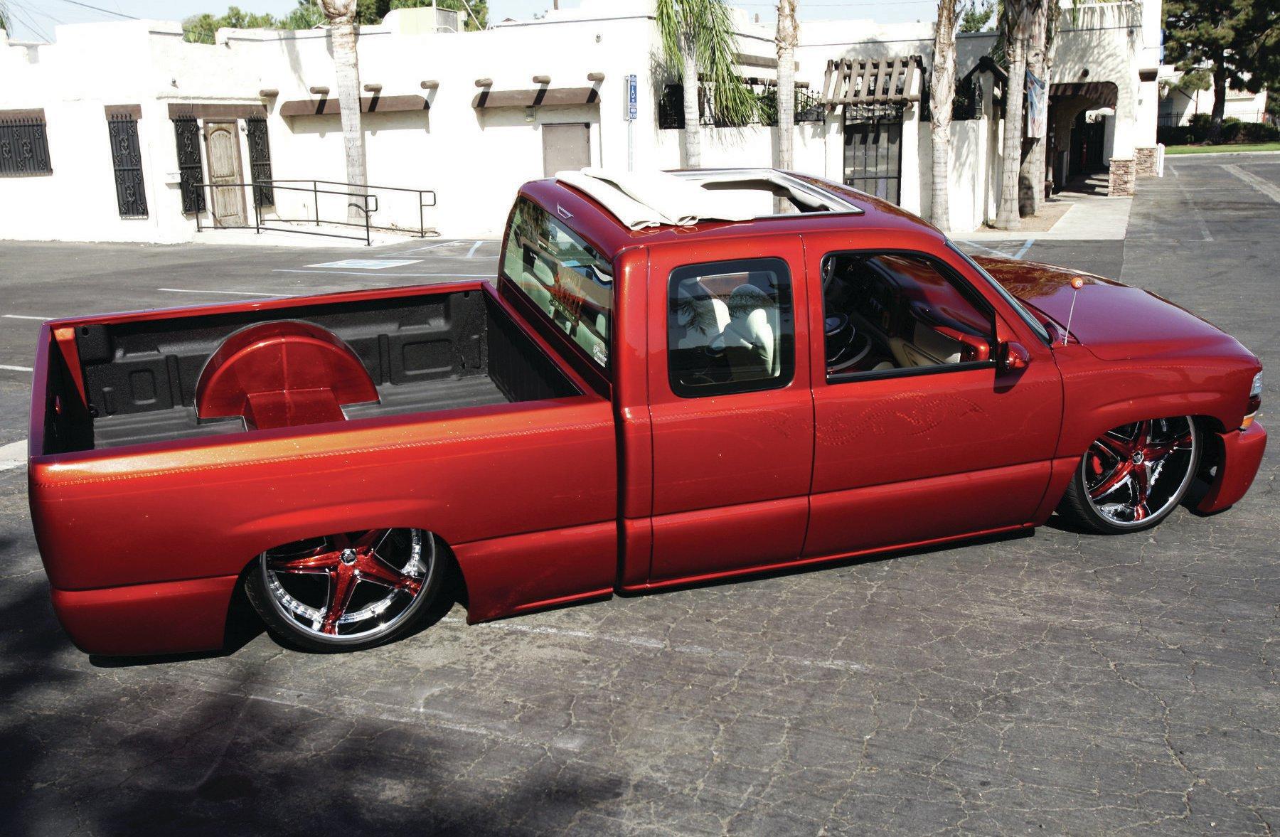 2001 Chevrolet Silverado - La Famosa