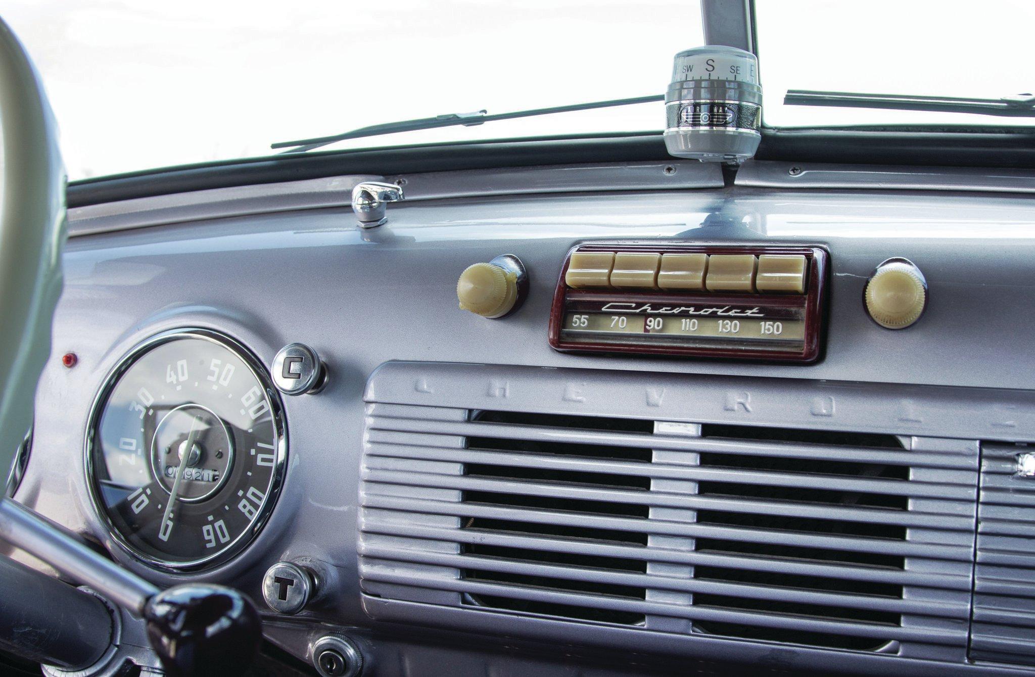 1952 Chevrolet 3100 - Tres Generations Chevy