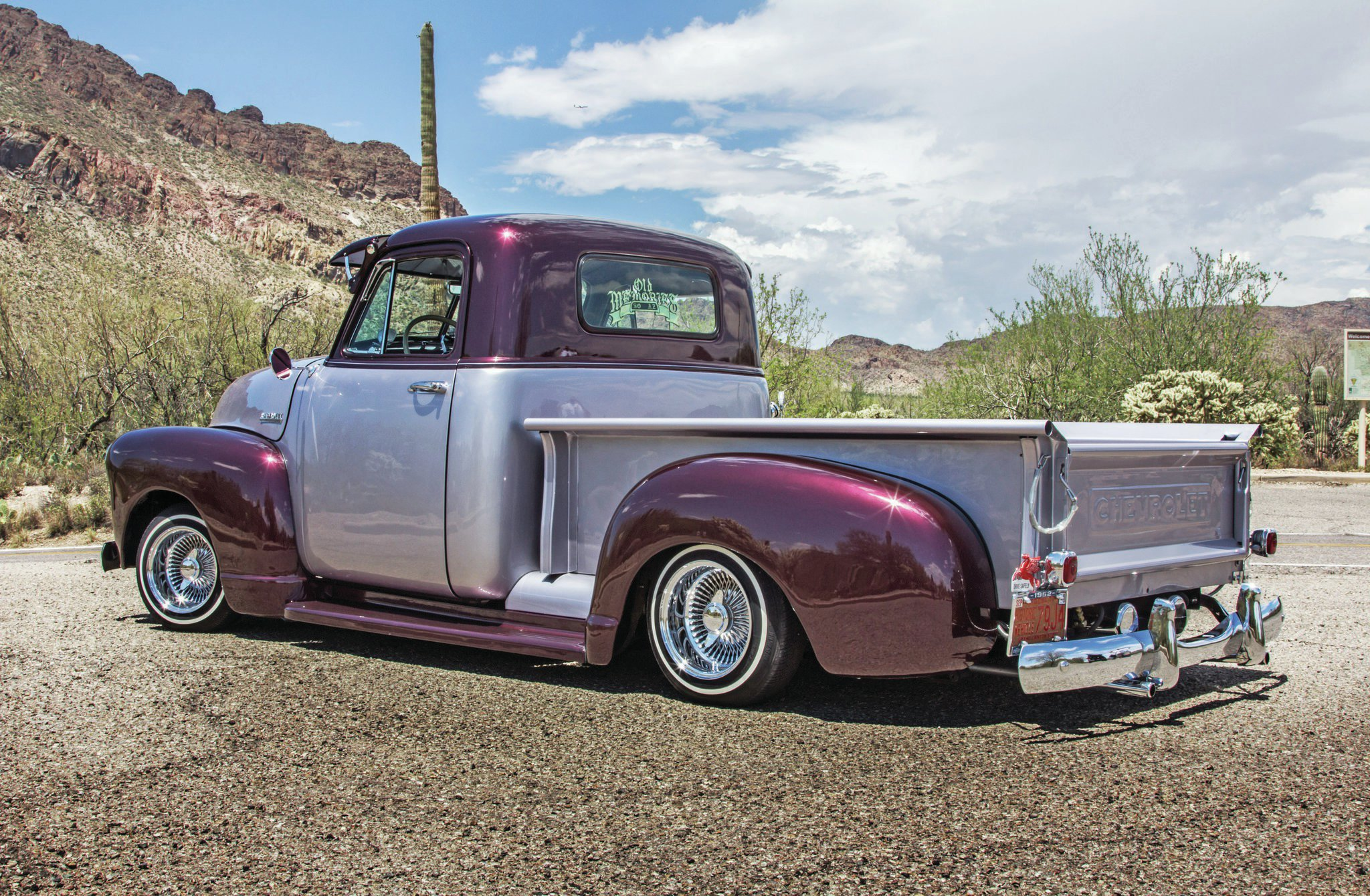 New Chevy Trucks >> 1952 Chevrolet 3100 - Tres Generations Chevy
