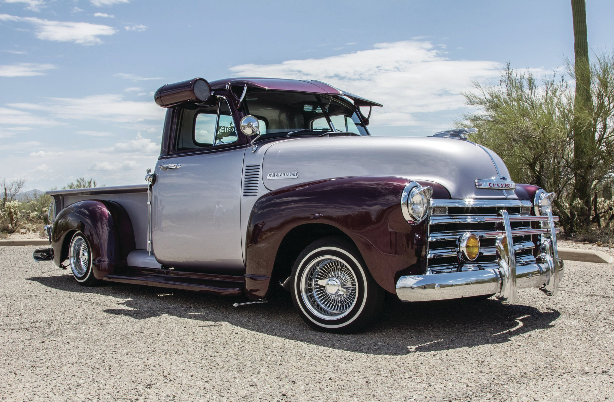 Chevy Truck Old >> 1952 Chevrolet 3100 - Tres Generations Chevy