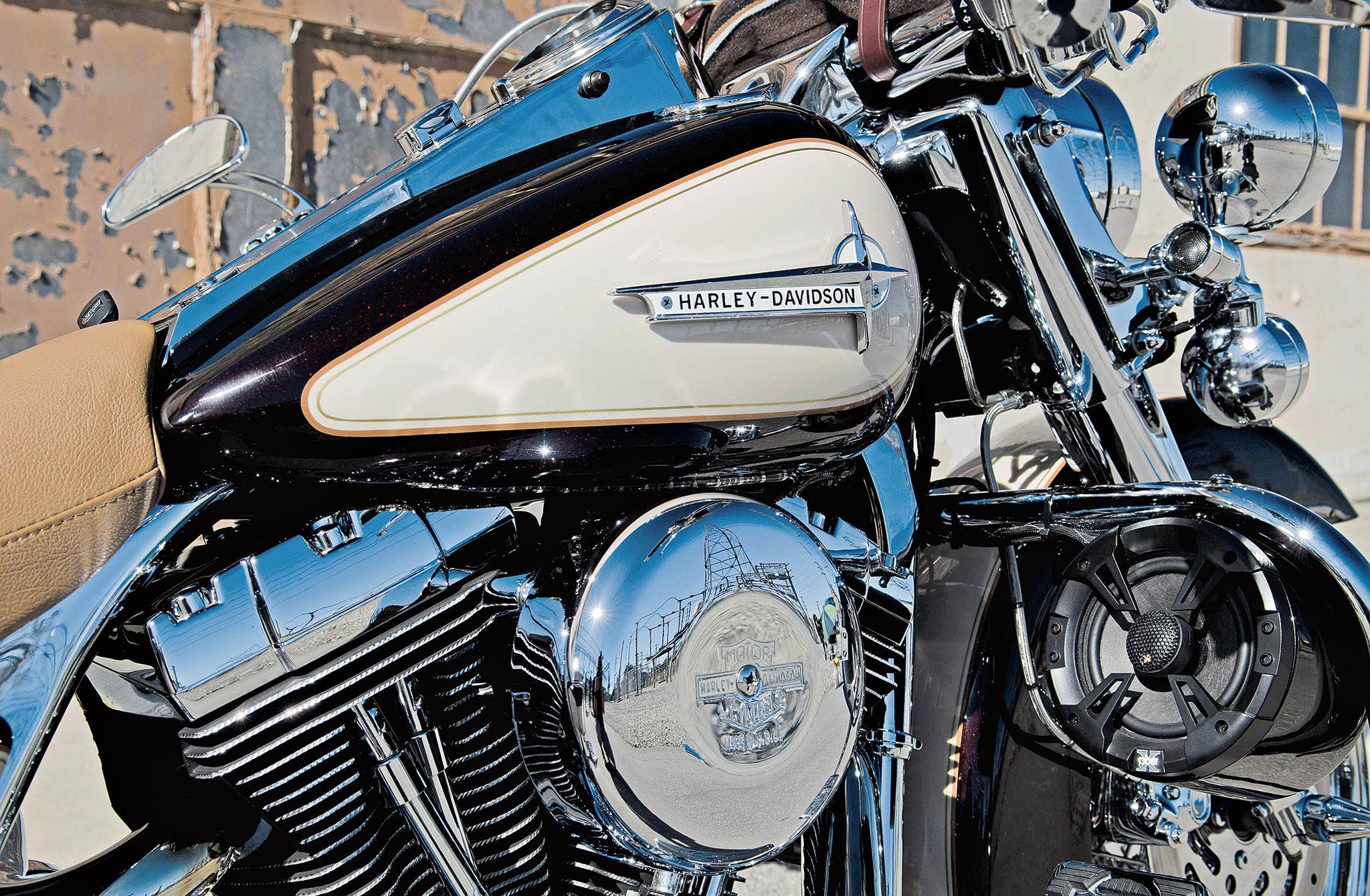 2002 Harley Davidson Road King El Rey Lowrider
