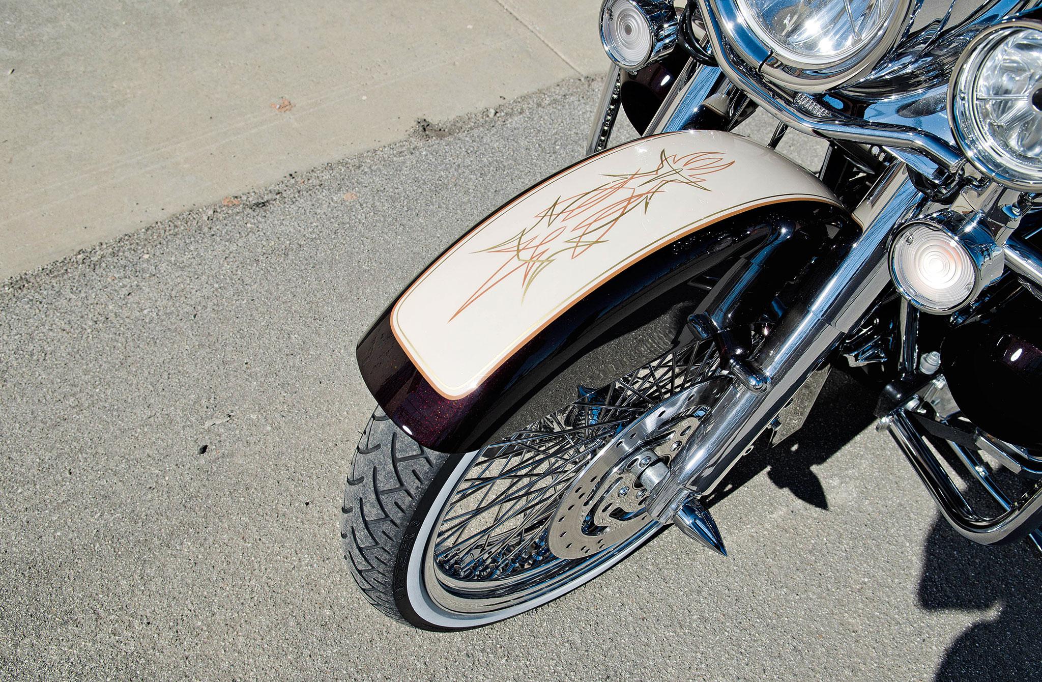 2002 Harley Davidson Road King - El Rey - Lowrider