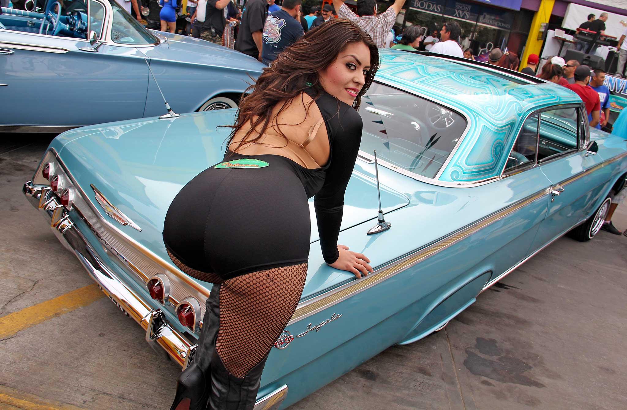 2014 De La Raza Car Show