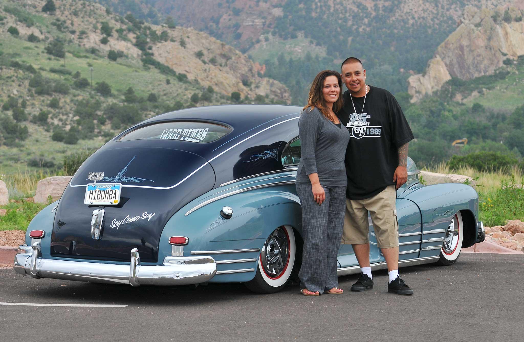 Chevrolet San Diego >> 1946 Chevrolet Fleetline - Let the Good Times Roll