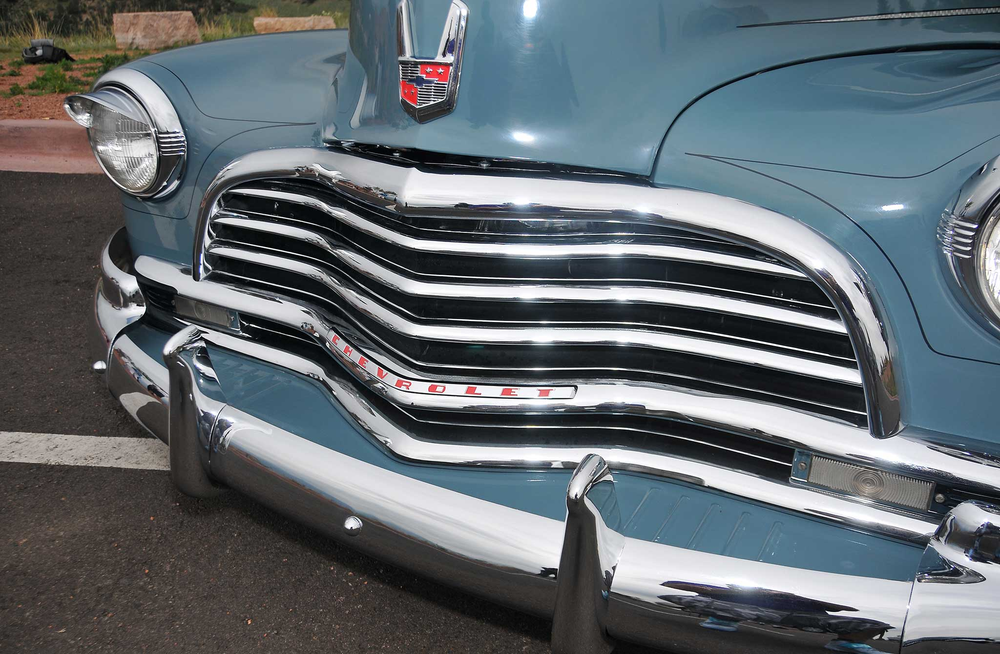 2015 Chevy Monte Carlo >> 1946 Chevrolet Fleetline - Let the Good Times Roll