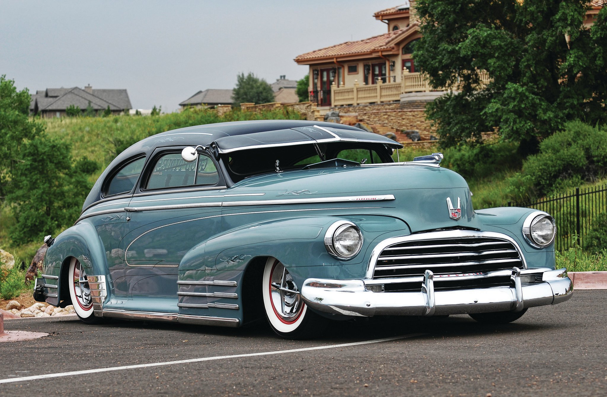 Chevy El Paso >> 1946 Chevrolet Fleetline - Let the Good Times Roll