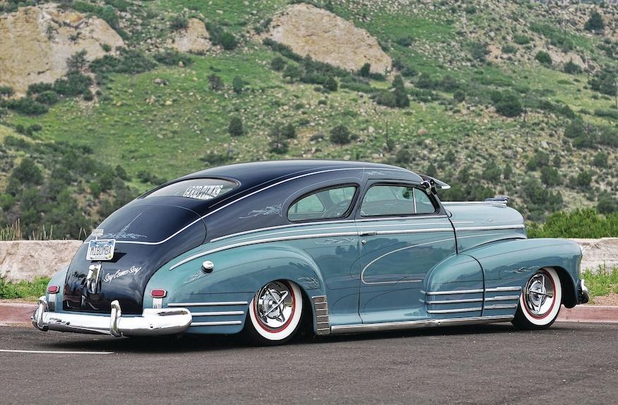 1946 Chevrolet Fleetline - Let the Good Times Roll