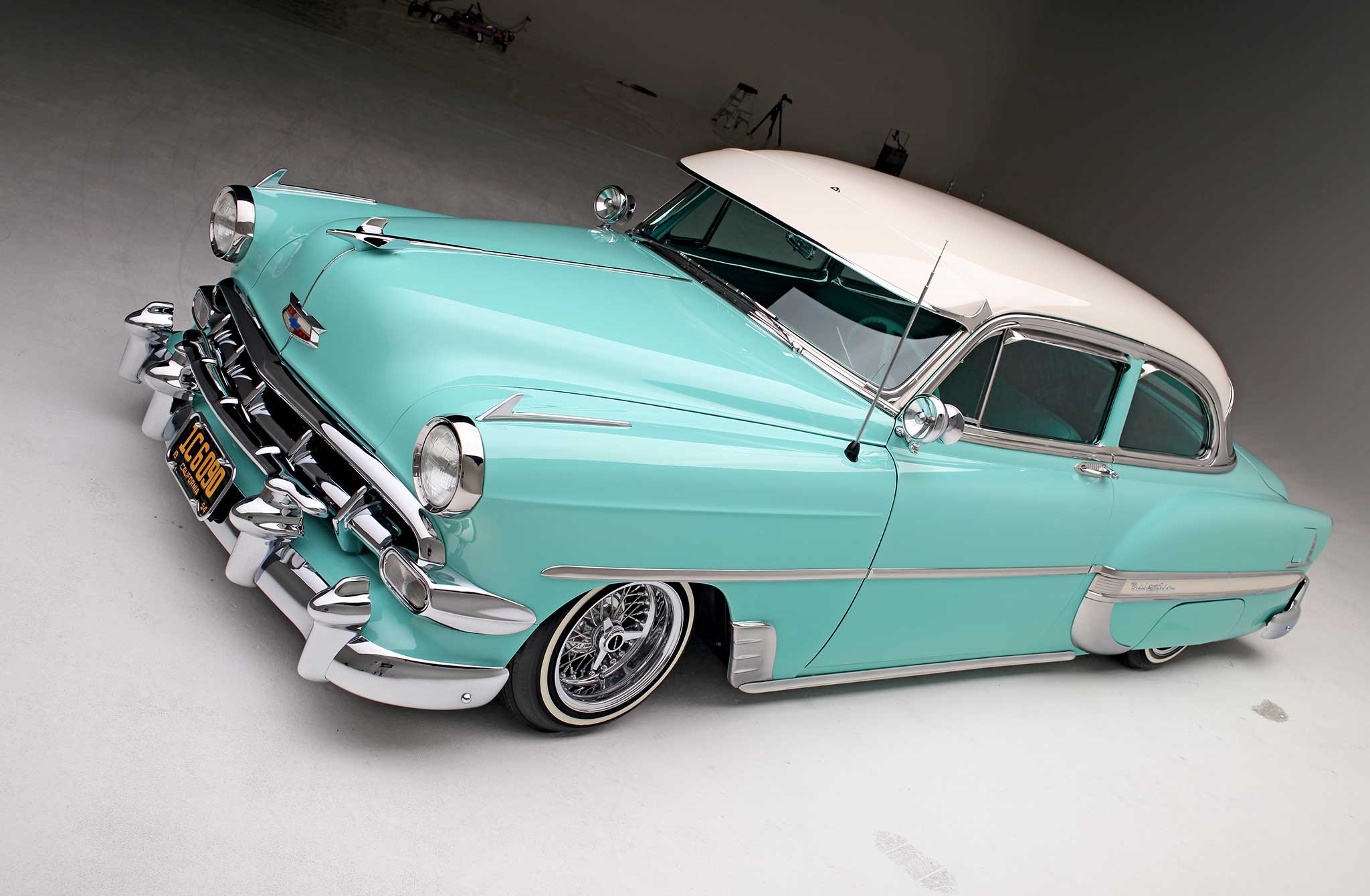 1954 Chevrolet Bel Air An Of Sophistication 1 17