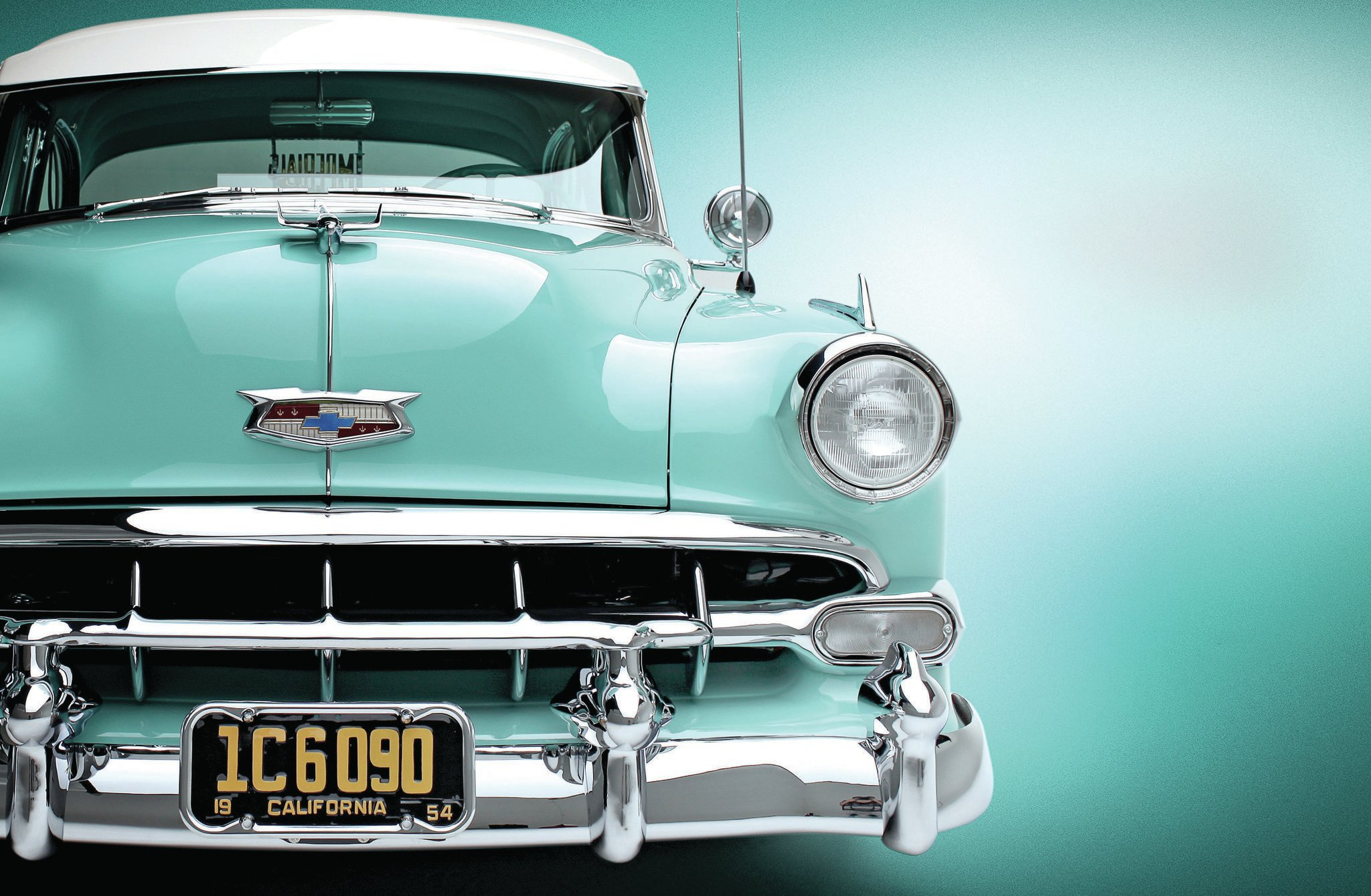 Chevy Grill Guard >> 1954 Chevrolet Bel Air - An Air of Sophistication