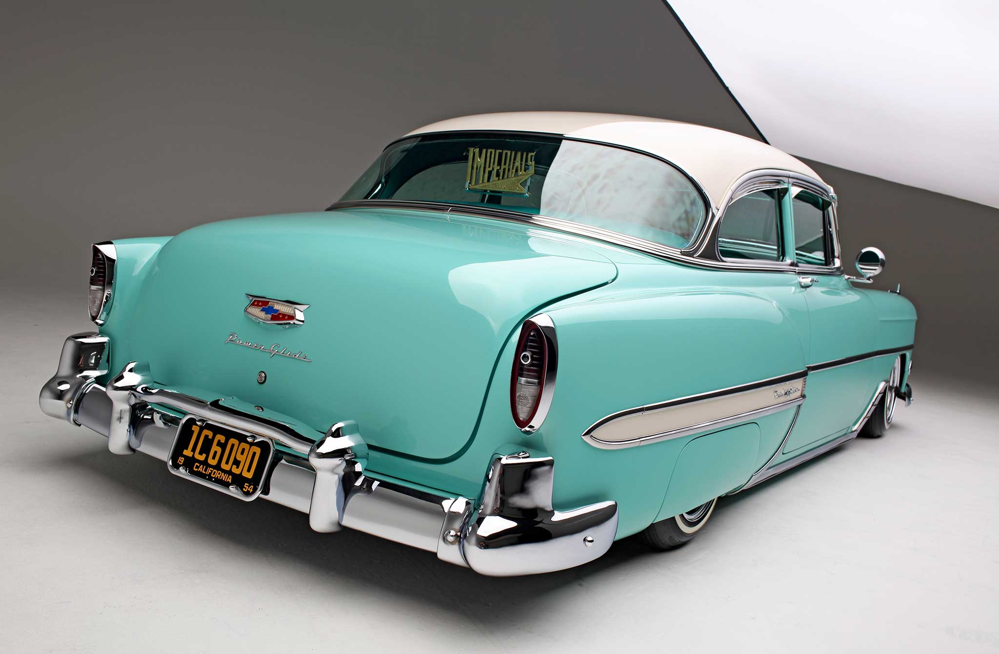 8 Passenger Minivan >> 1954 Chevrolet Bel Air - An Air of Sophistication