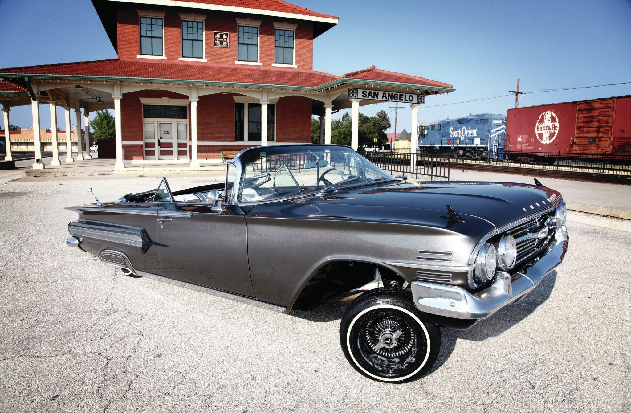 1960 Chevrolet Impala Convertible Family Inheritance