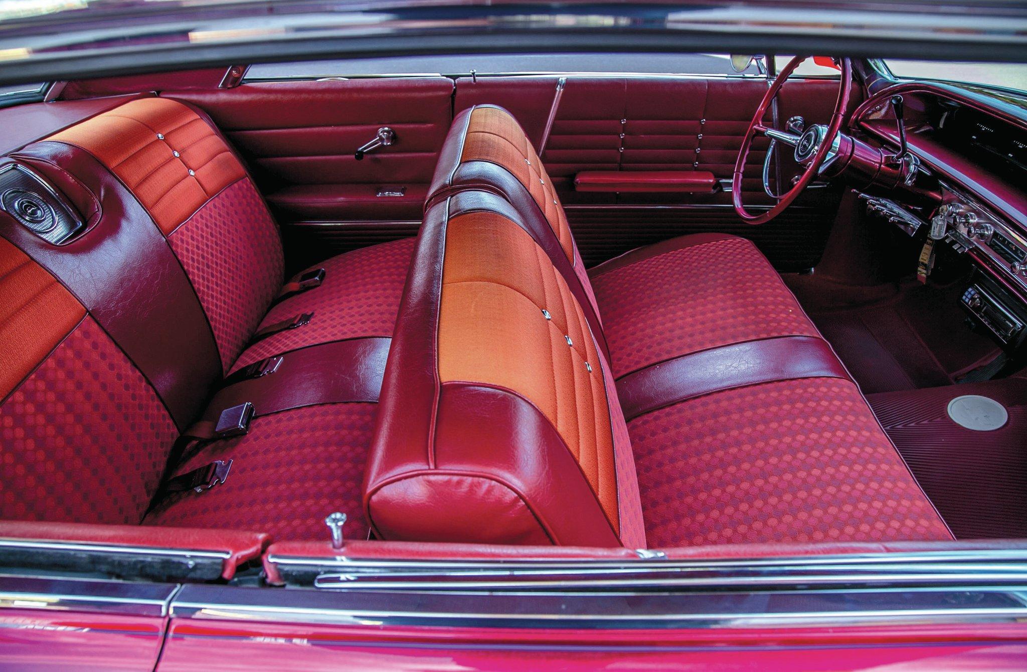 1964 chevrolet impala happy homecoming for Chevrolet impala 2015 interior