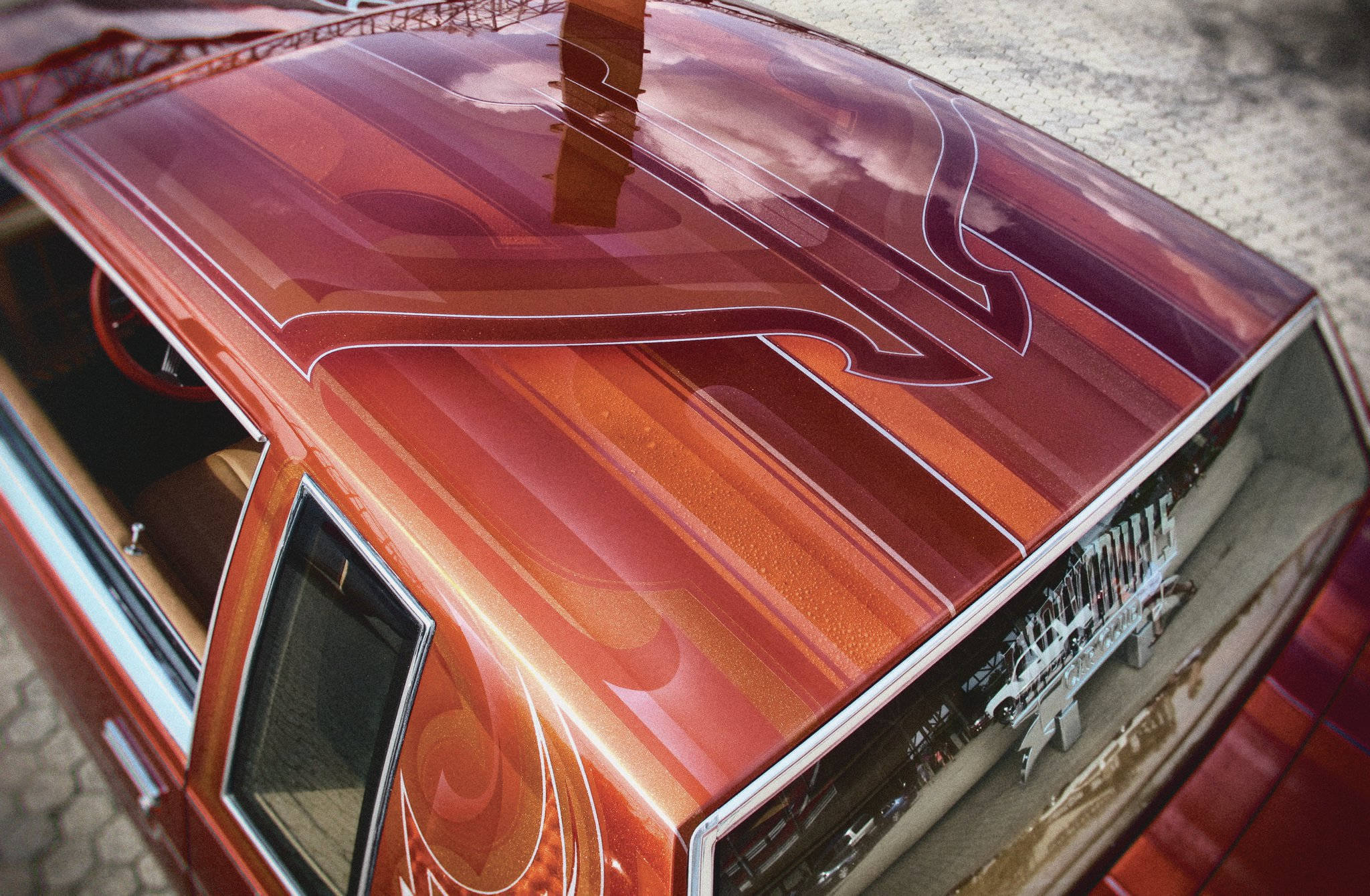 Buick Regal: Roof