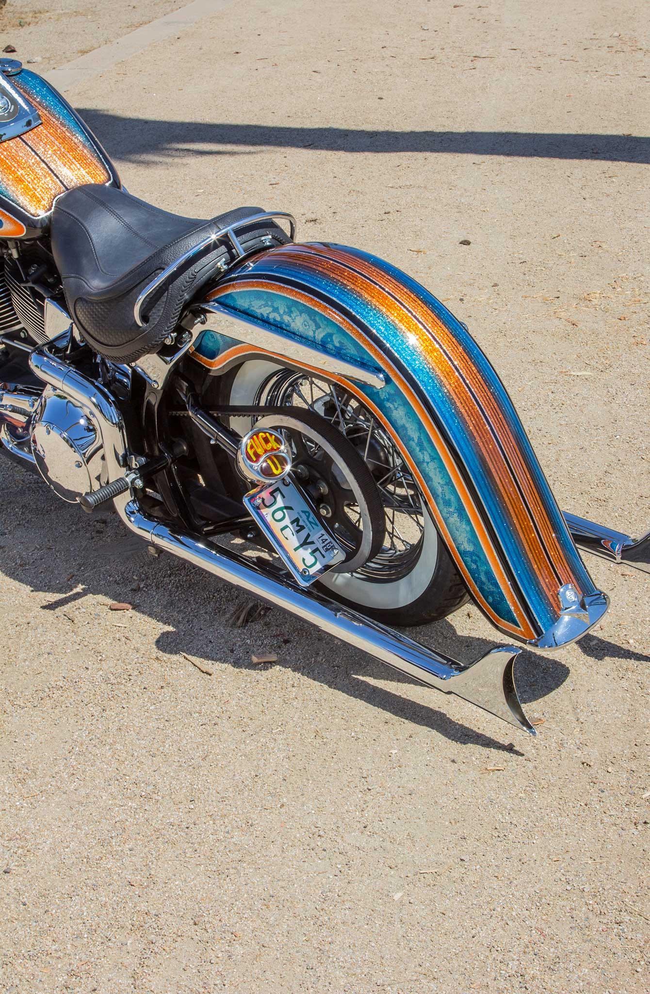 2006 Harley-Davidson Springer Softail - Till Death Do Us Part