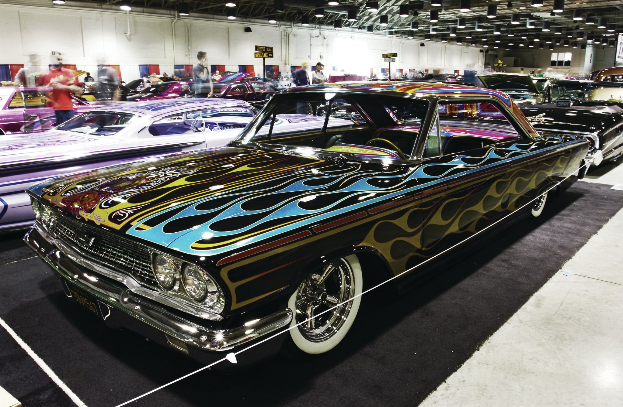 2015 grand national roadster show ford galaxie Lowrider