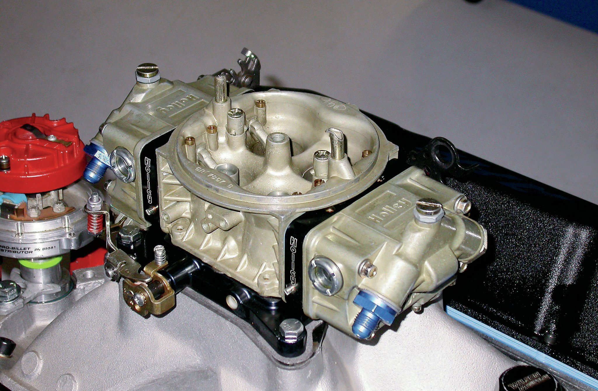 Chevy 350 Small-block Power Upgrades